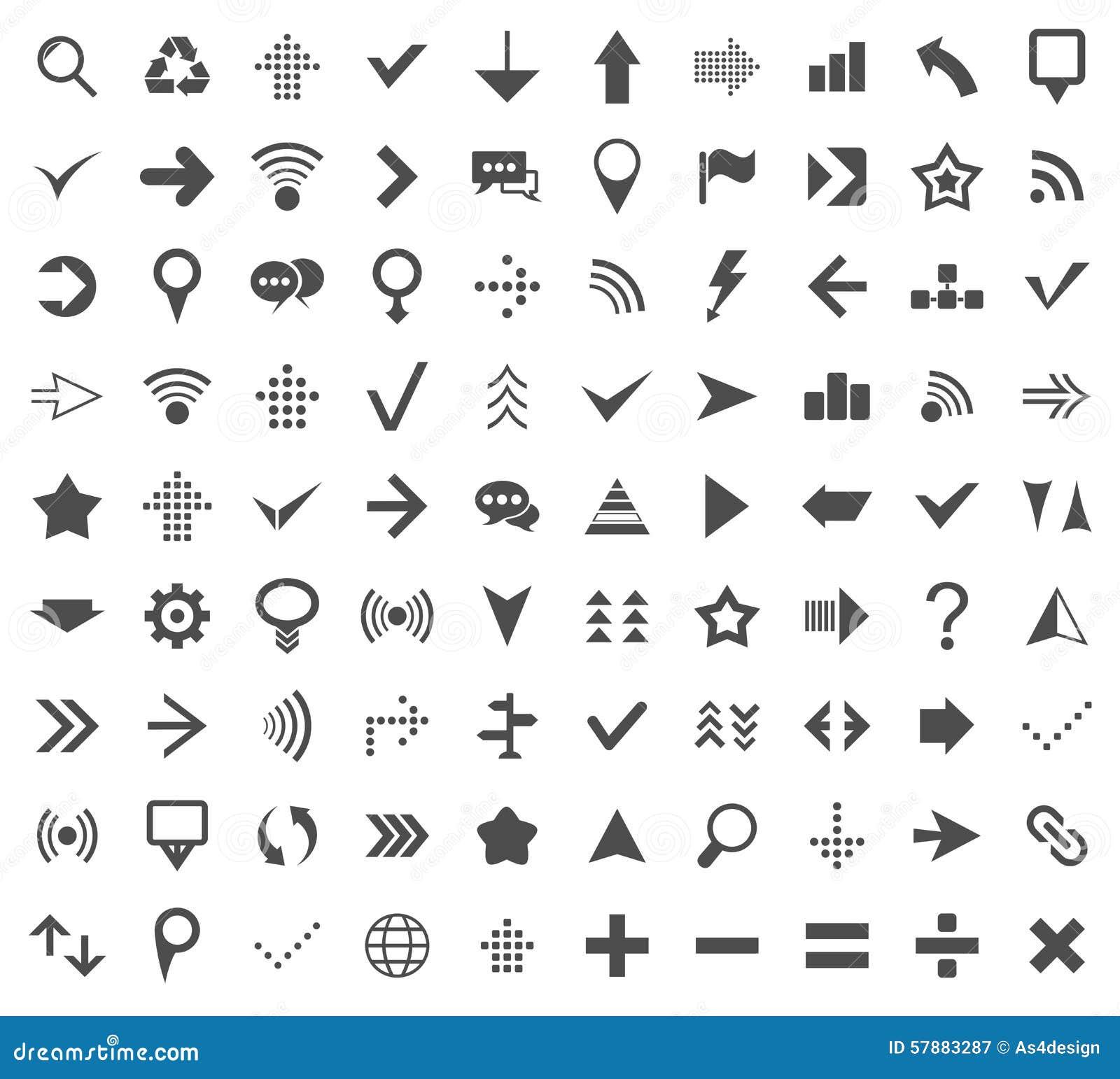 Icona di web 90