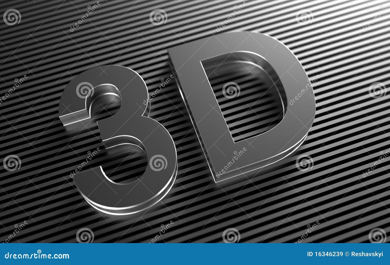 Icona per il video 3D