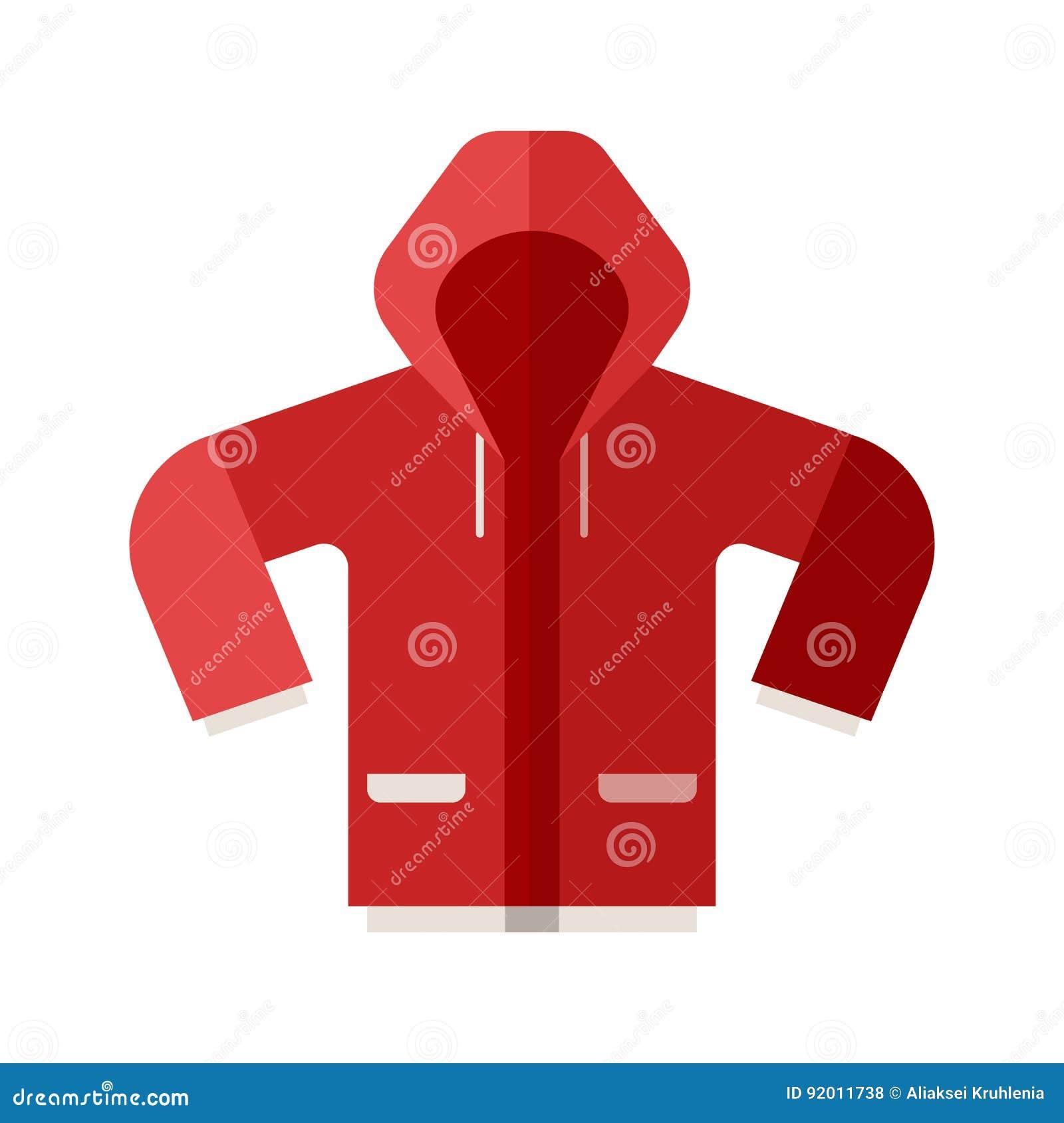 Icona rossa del rivestimento di sport