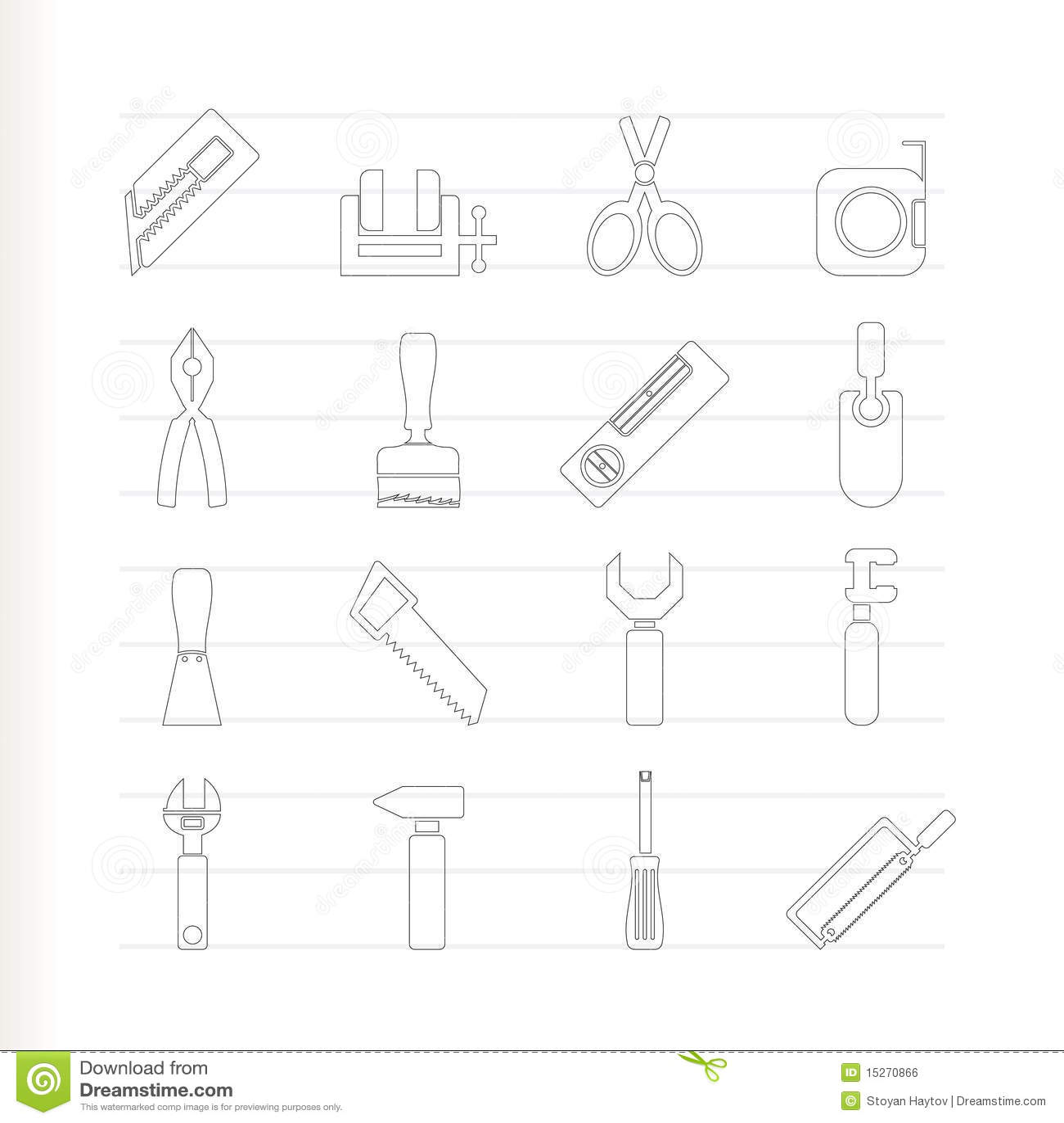 Icone degli strumenti della costruzione e dell 39 edificio for Costo della costruzione dell edificio