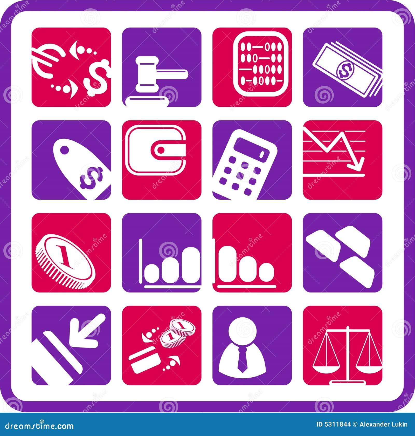 Download Icone dei soldi illustrazione vettoriale. Illustrazione di accreditamento - 5311844