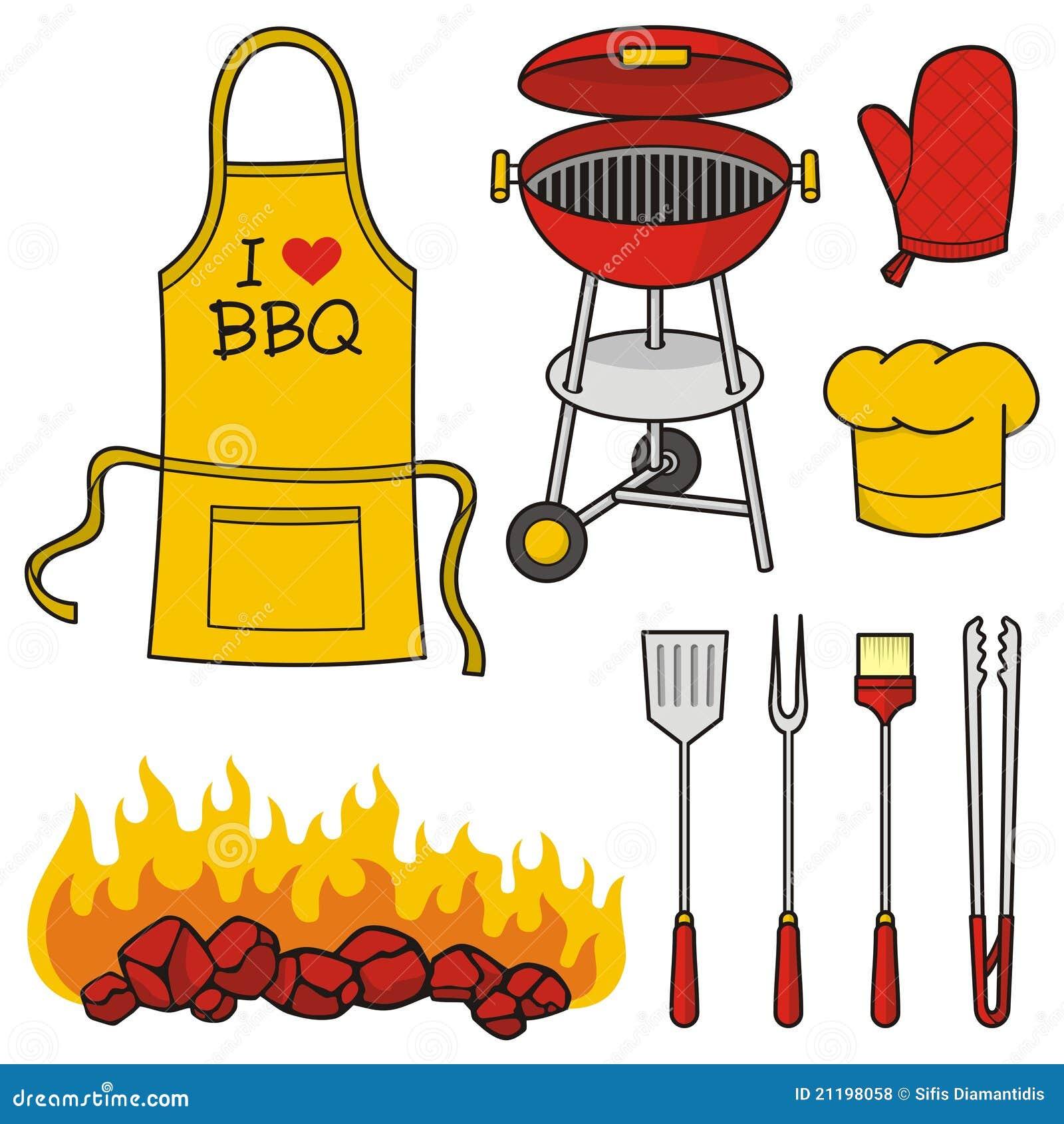 Icone del barbecue