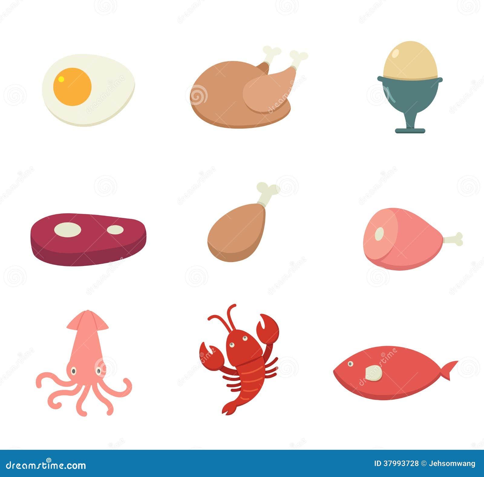 Icone dell alimento