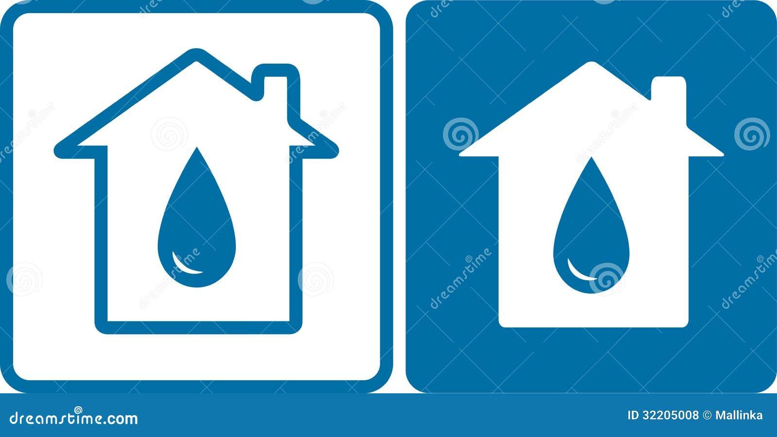 Icone della camera con grande goccia di acqua fotografie for Grande layout di design della camera