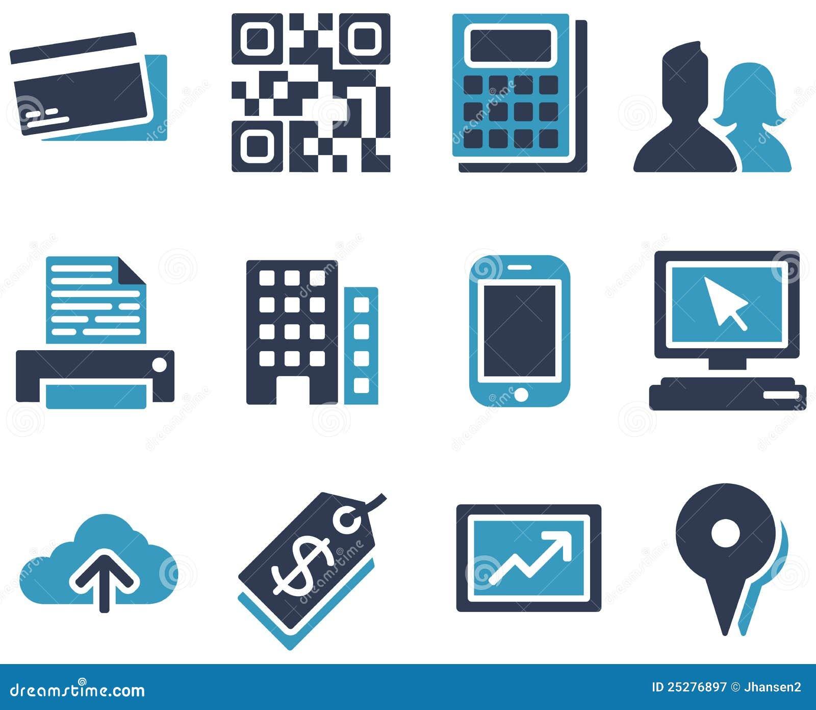 Icone di commercio elettronico