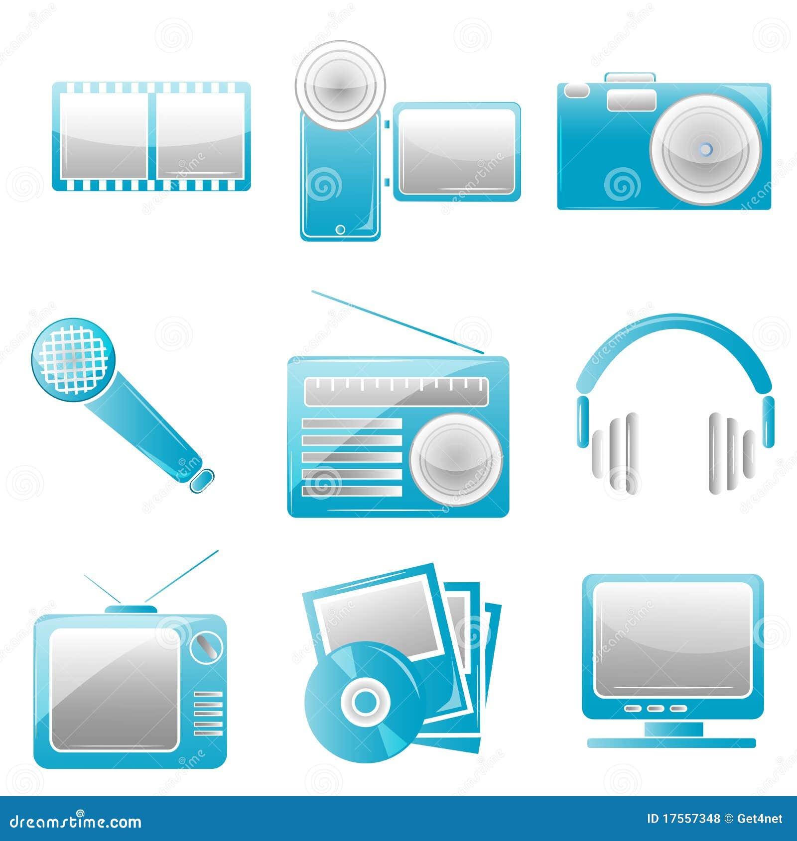 Icone di intrattenimento