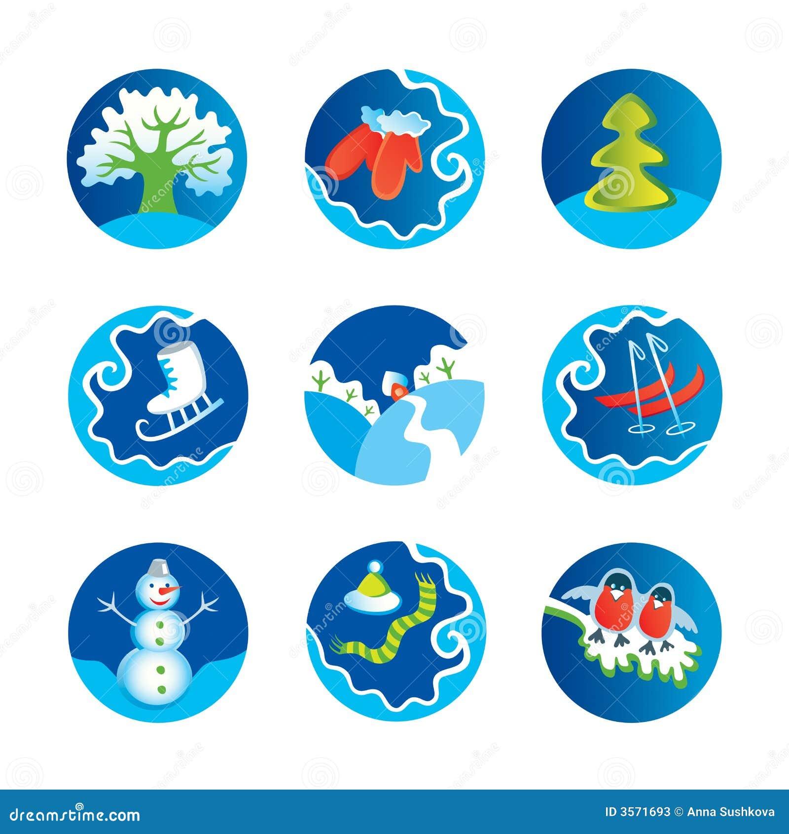 Icone di inverno