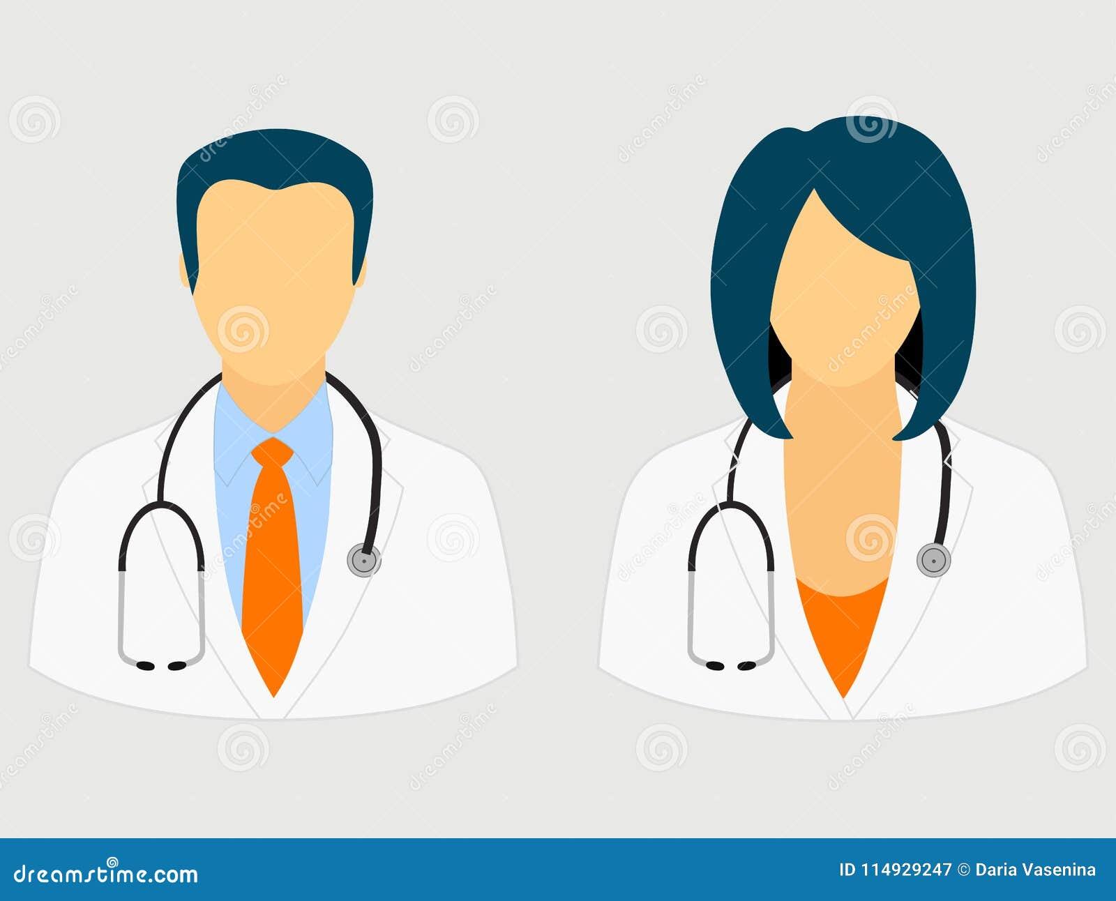 Icone di medico