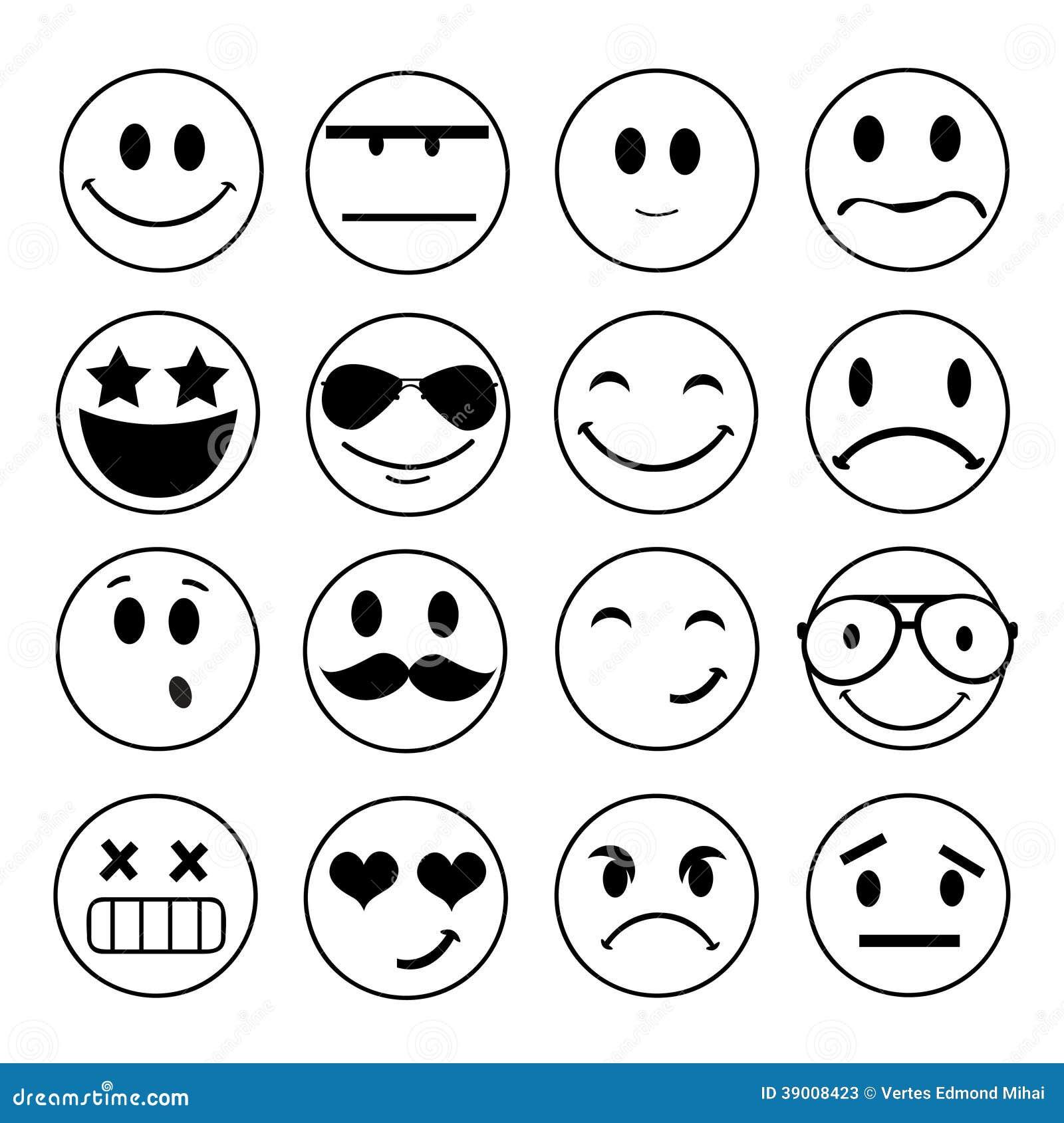 mewarno05 cute smiley kleurplaat
