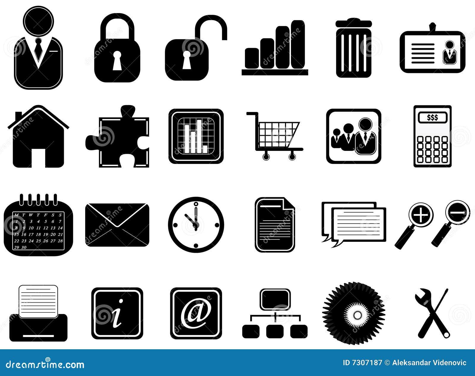 Icone impostate