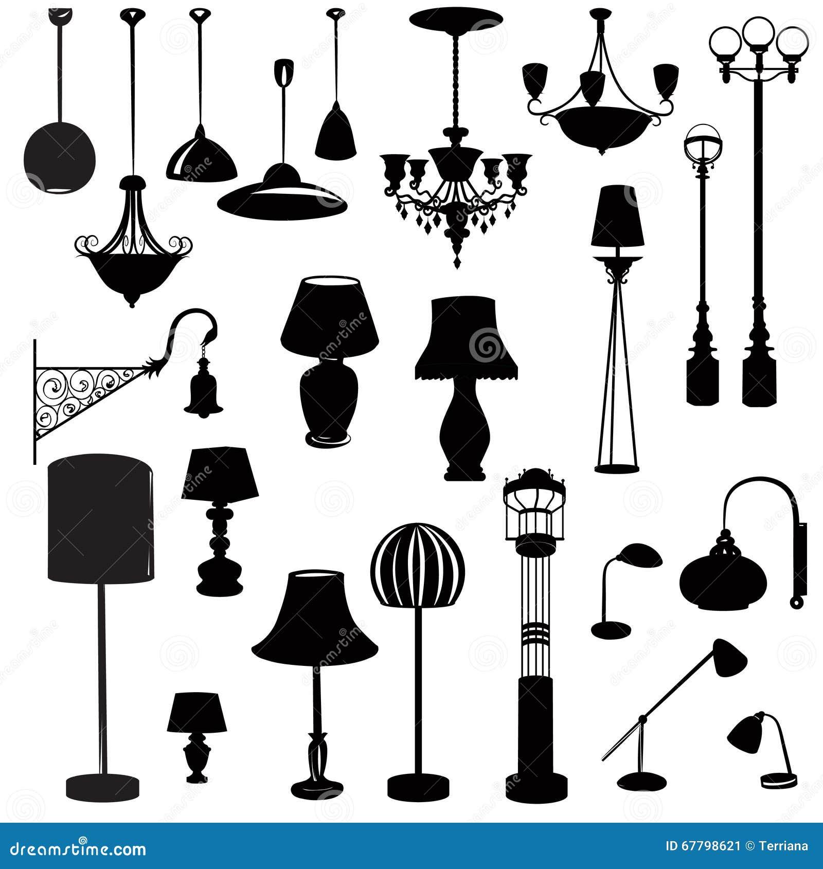 Icone interne della mobilia insieme dell 39 icona della for Mobilia download