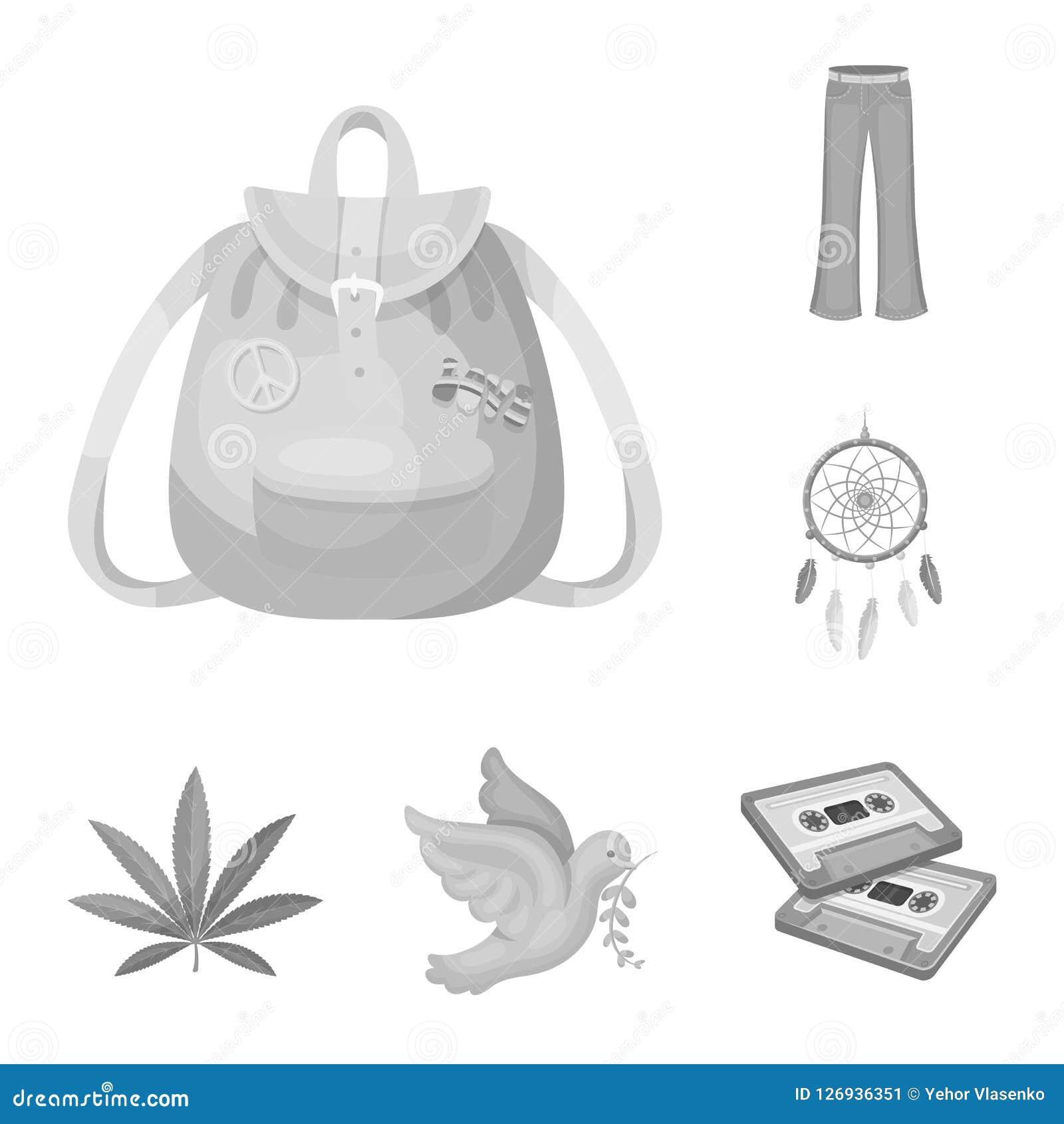Icone monocromatiche di attributo e felici nella raccolta dell insieme per progettazione Web degli accessori e felice di vettore