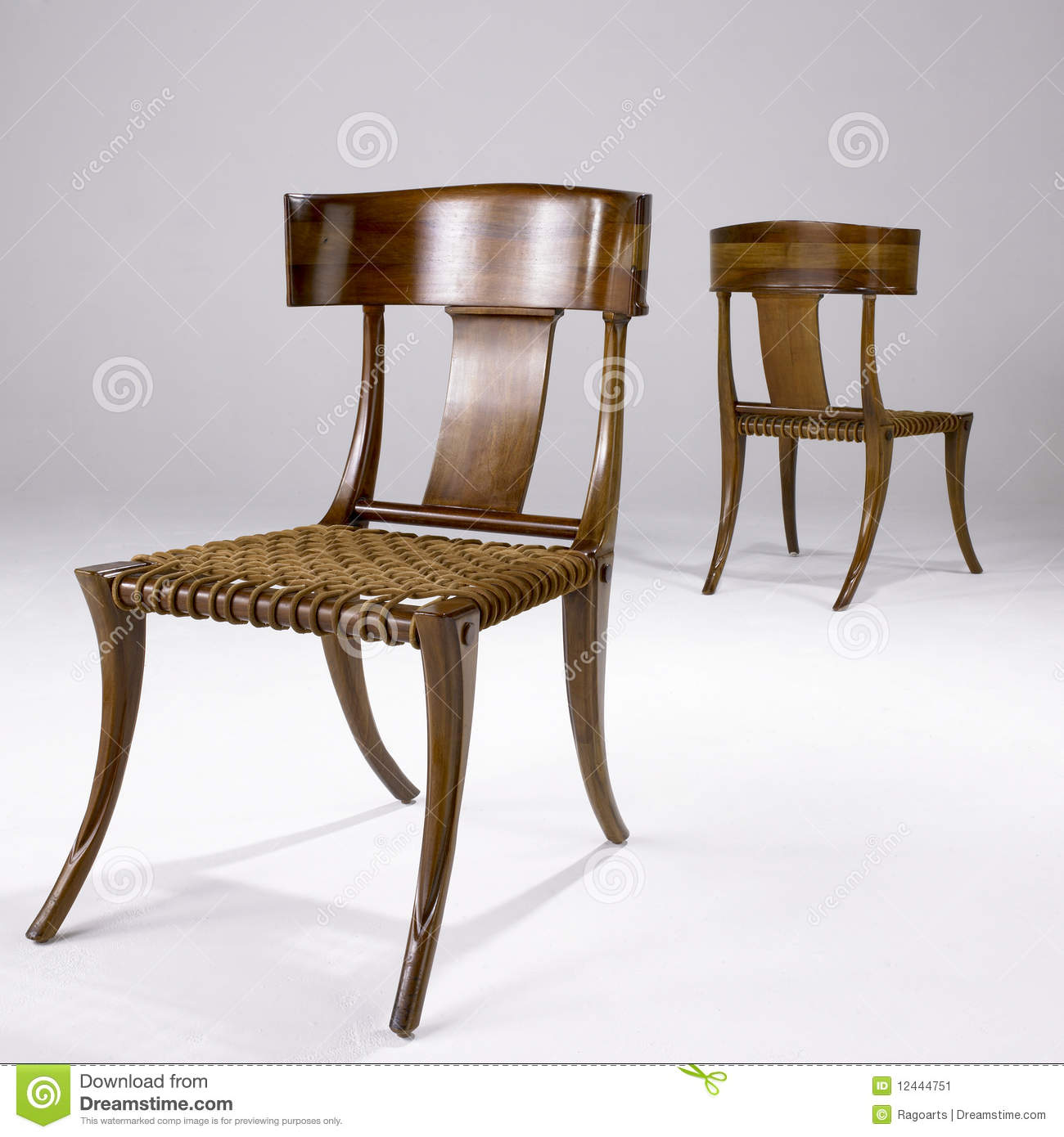 Iconic Modern Design Chairs Editorial Photo Image 12444751