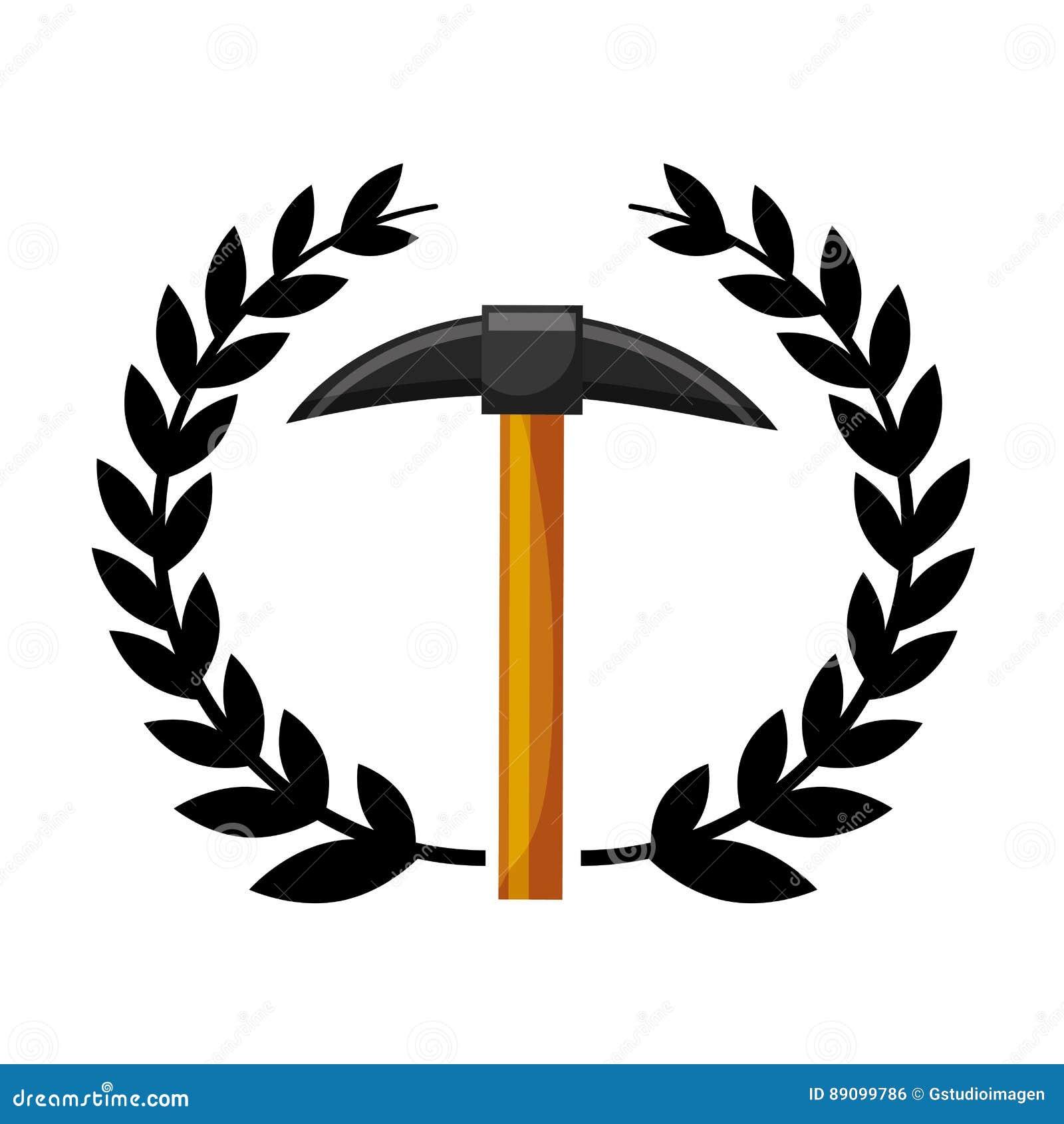 Icono aislado herramienta de la selección