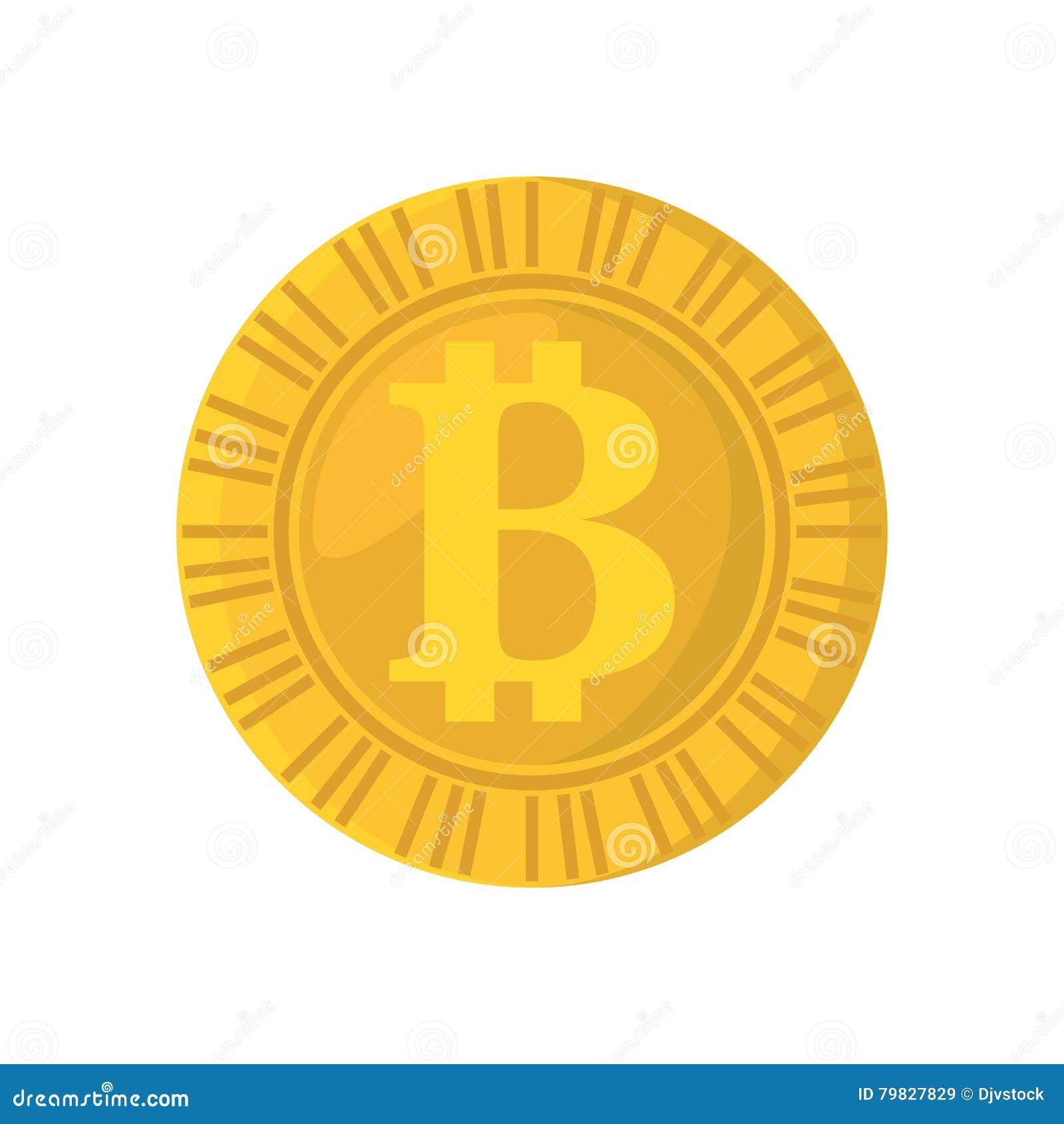 Icono aislado moneda del pedazo