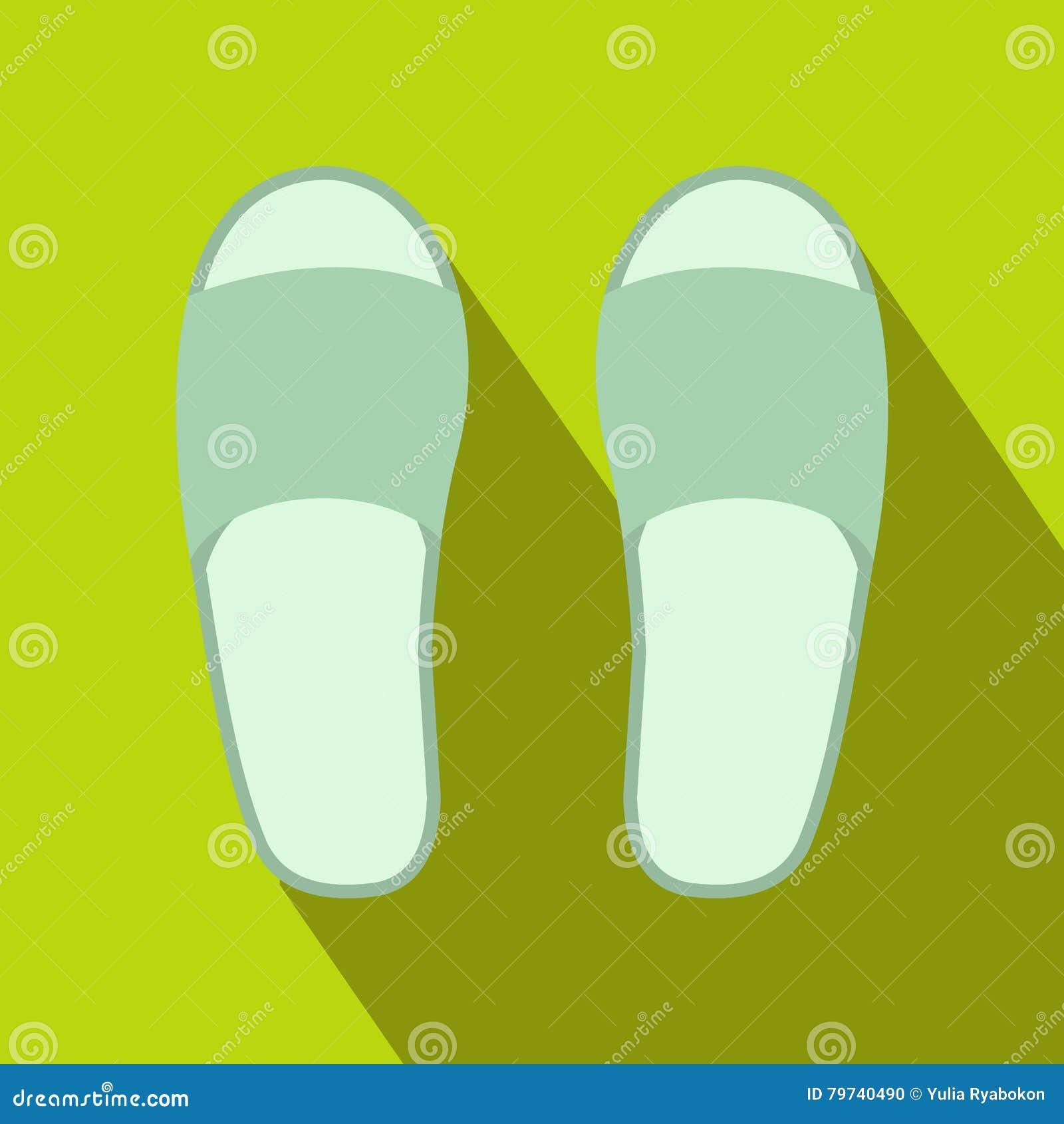 Icono blanco de los deslizadores del balneario