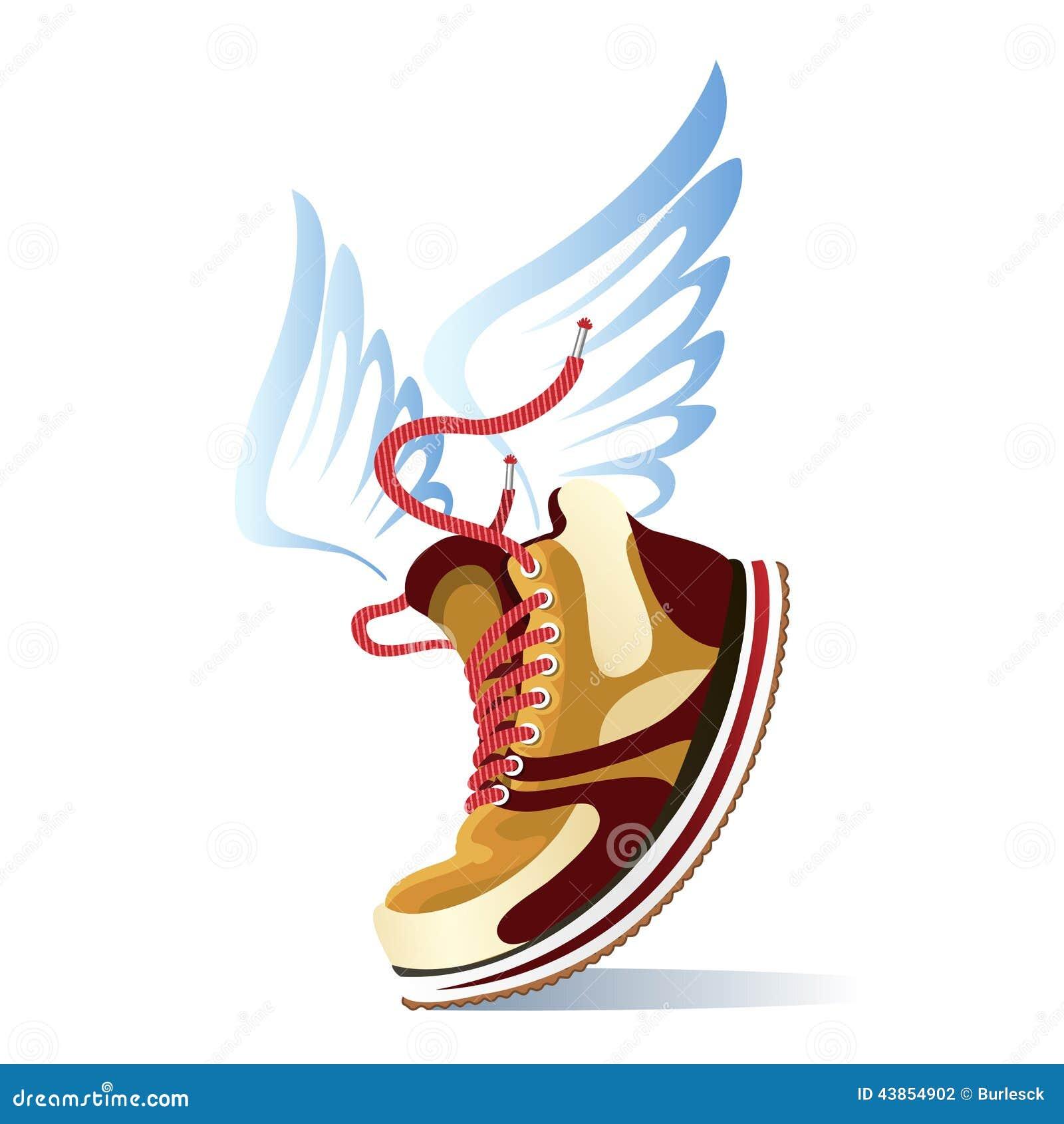 Running Shoe Logo Images