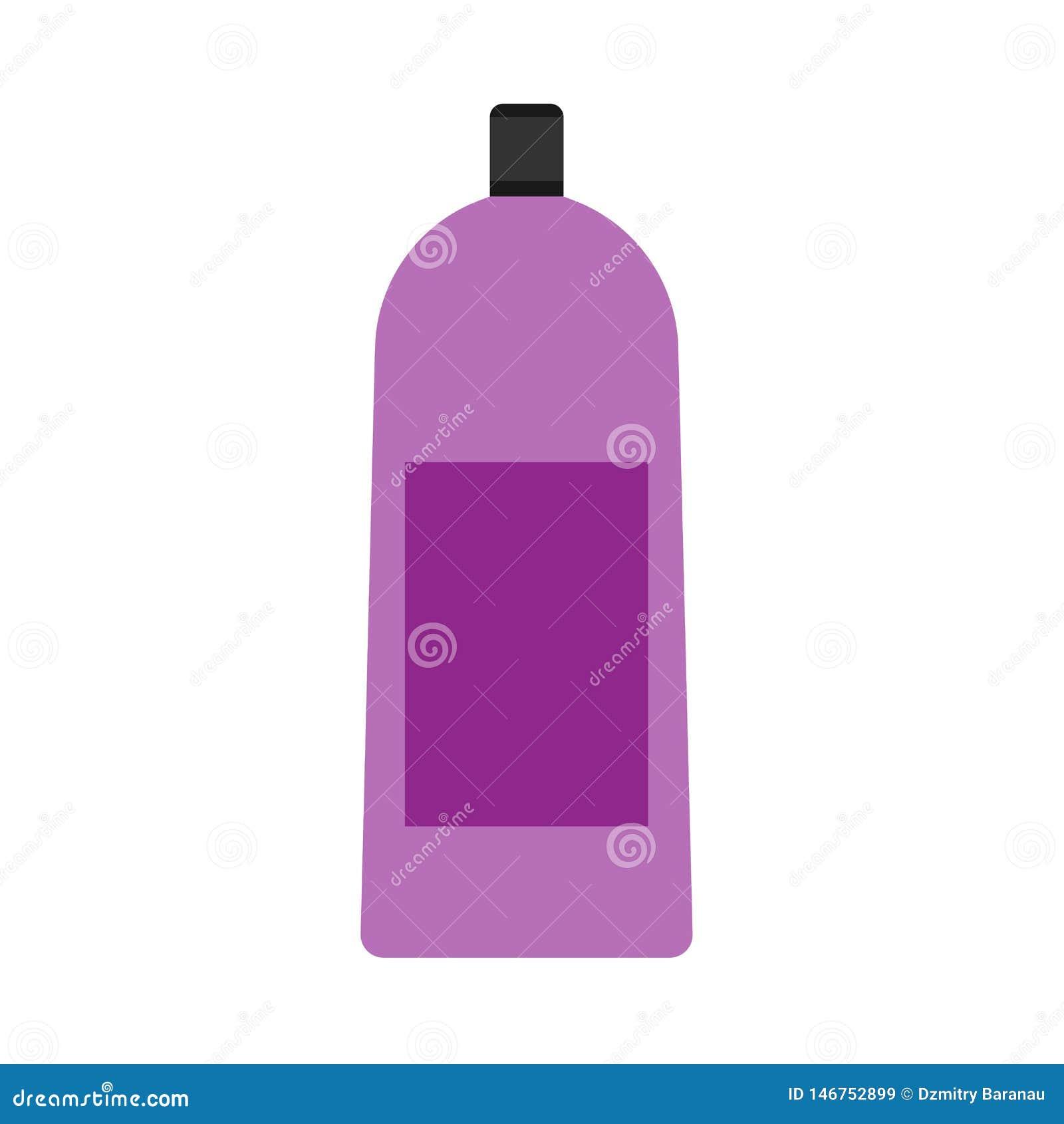 Icono cosm?tico poner crema del vector de la salud del tratamiento M?scara del cuidado de la botella de la piel del producto de b