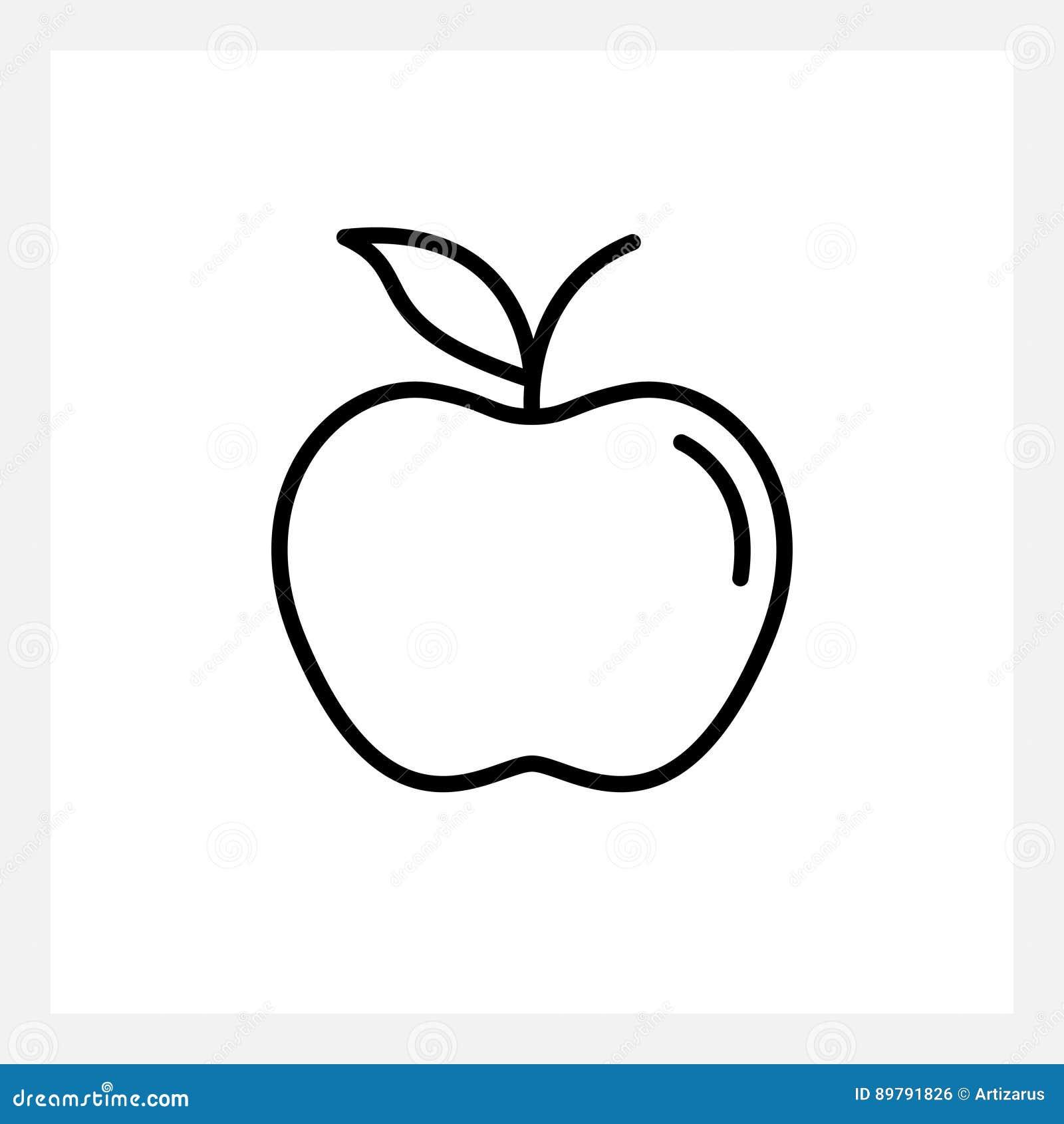 Icono de Apple