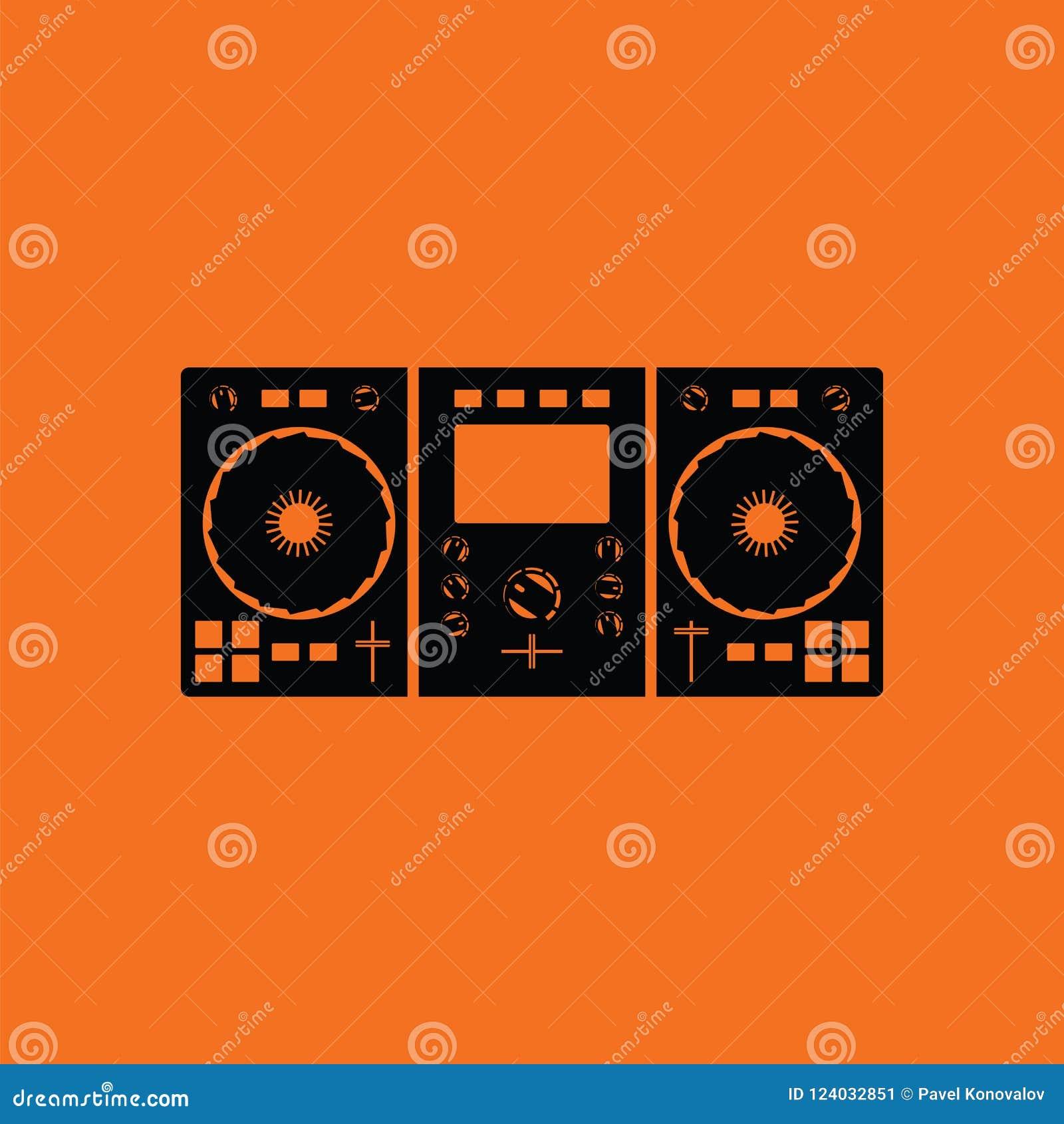 Icono de DJ