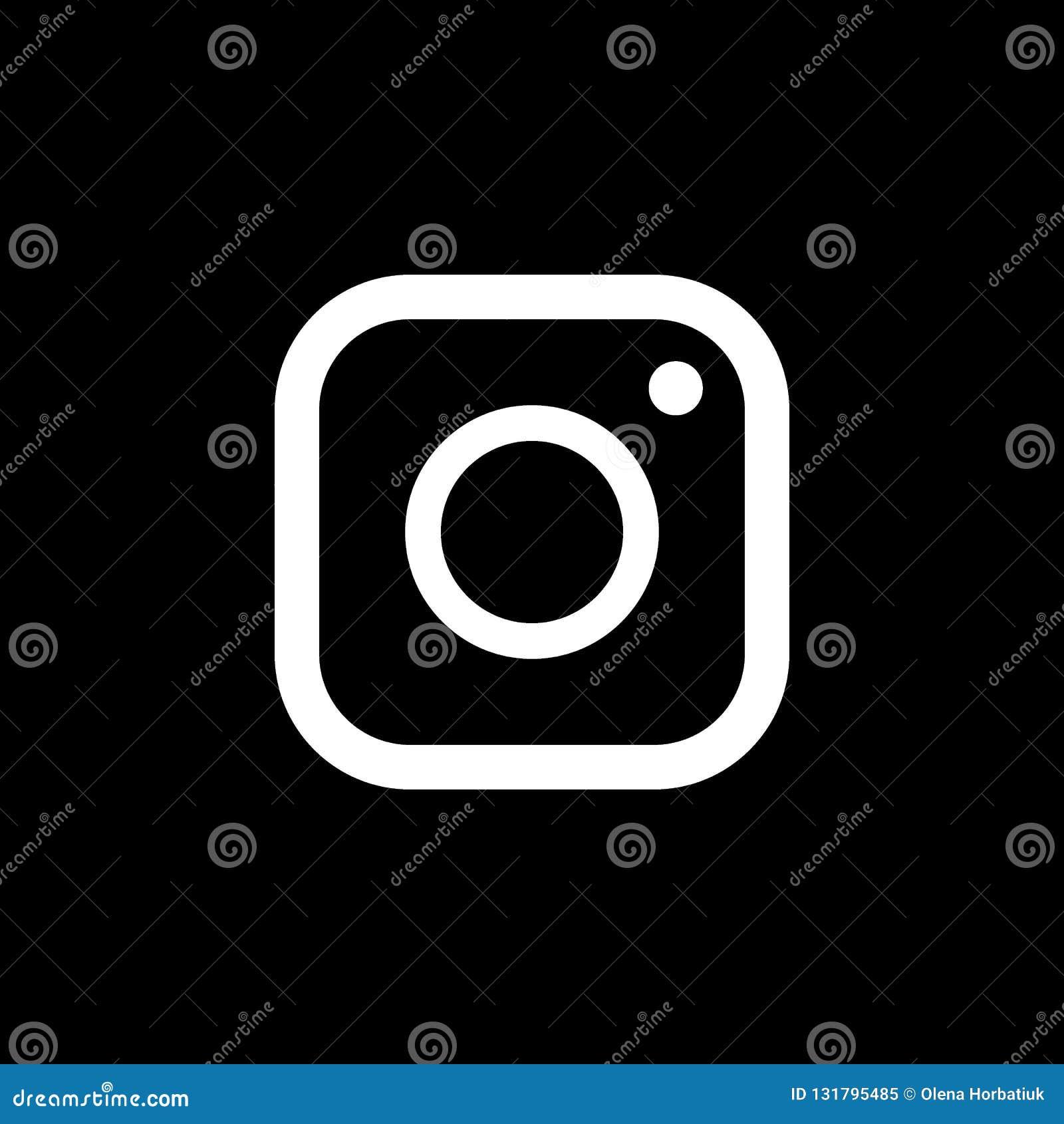Icono de la cámara de la foto Icono del Web