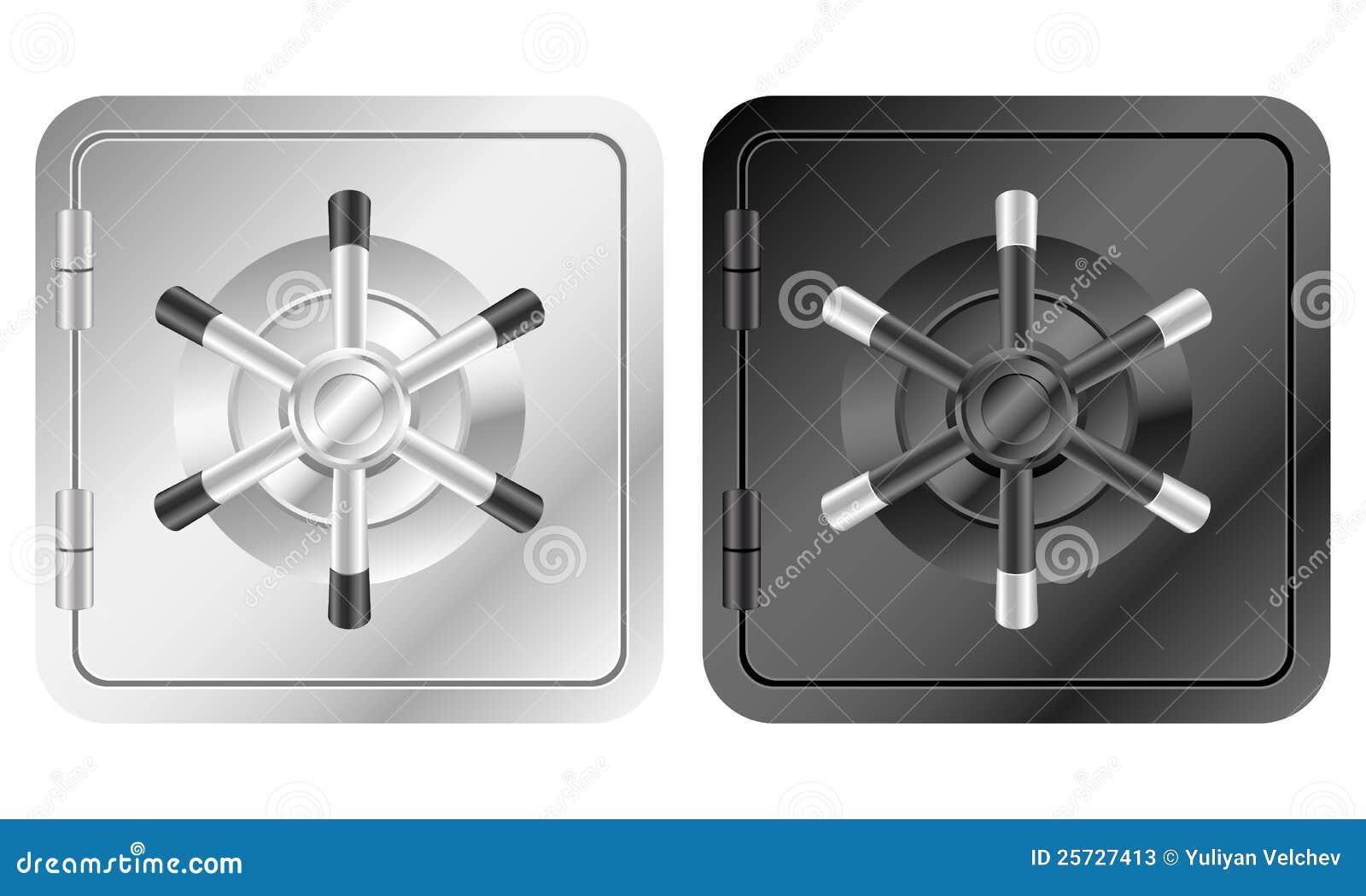 Icono de la caja fuerte de la batería