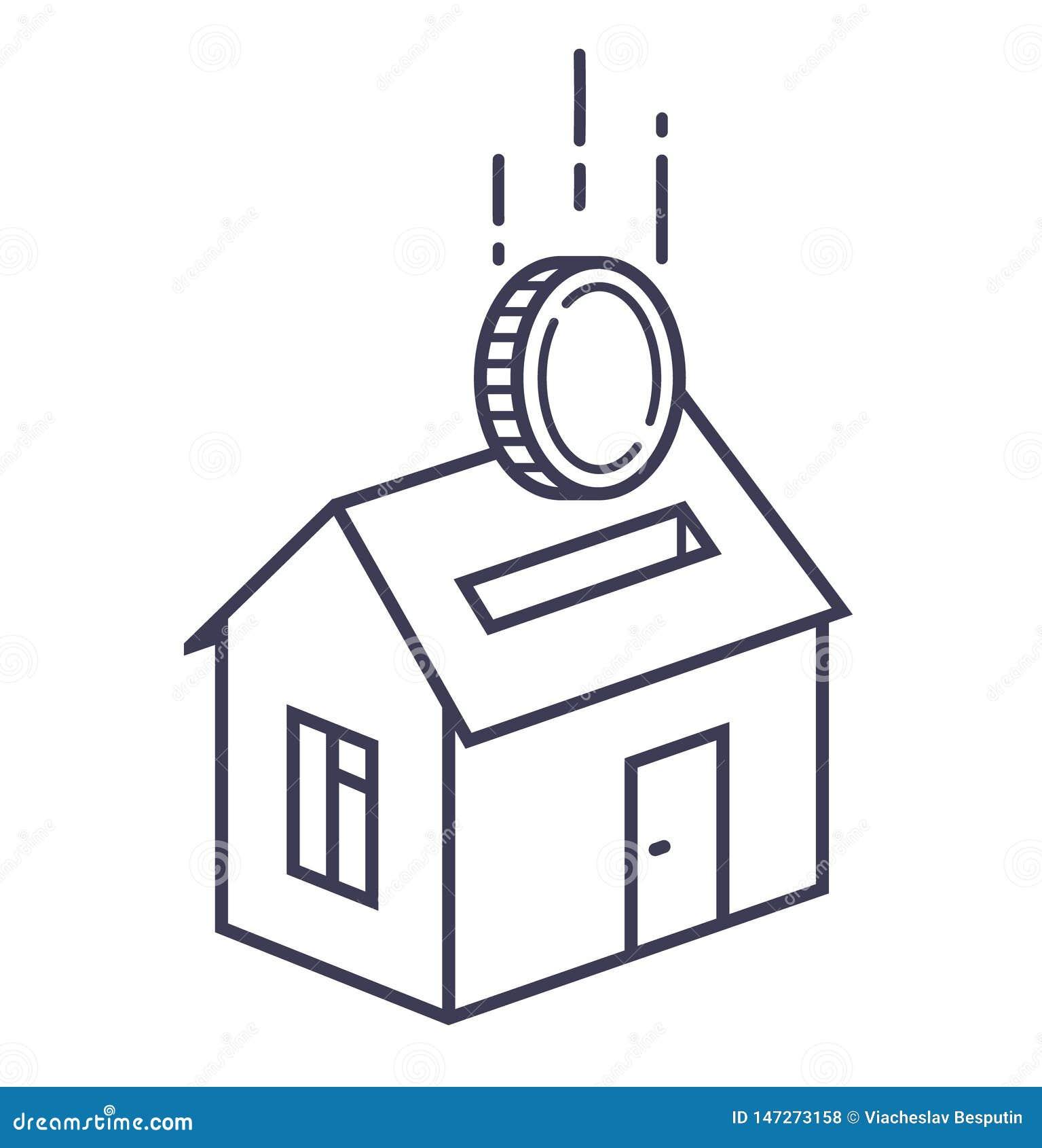 Icono de la casa con