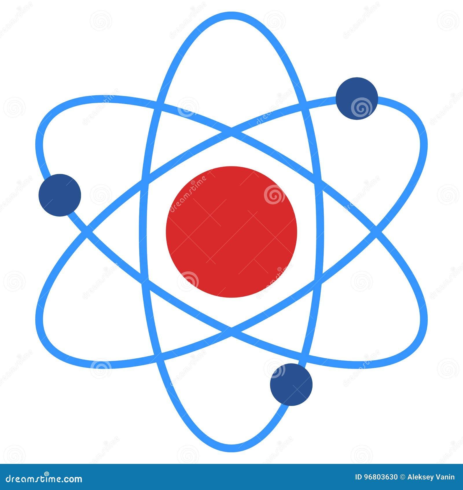 Icono De La Estructura De La Ciencia De La Biología De La