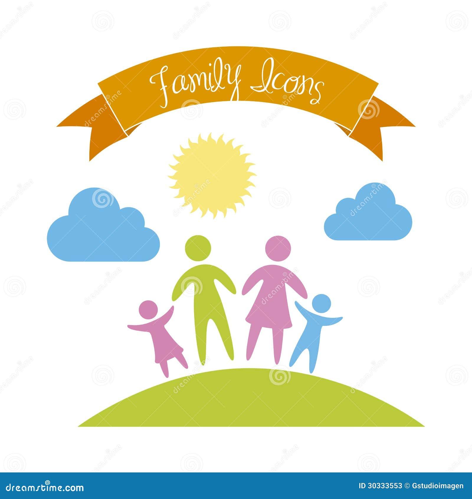 Icono de la familia