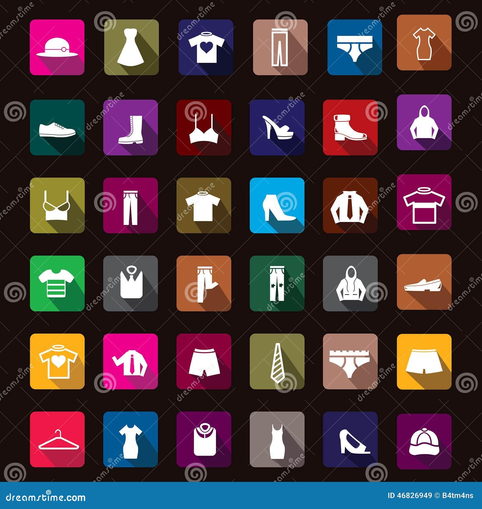 Icono de la ropa