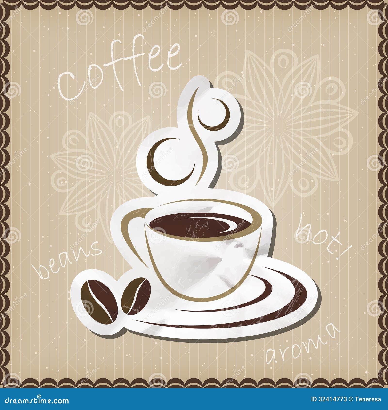 Icono De La Taza De Caf Ilustraci N Del Vector