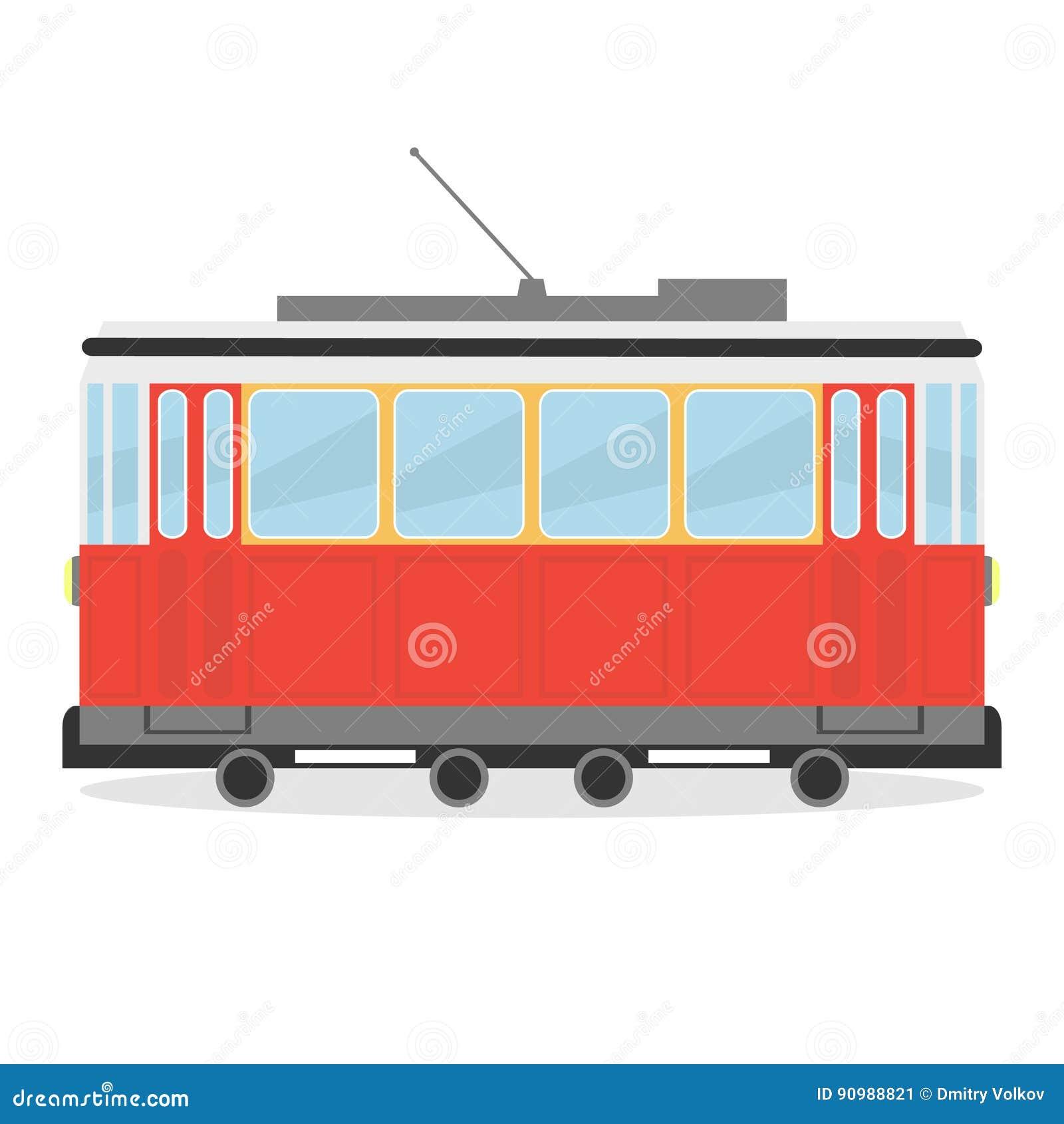 Icono de la tranvía
