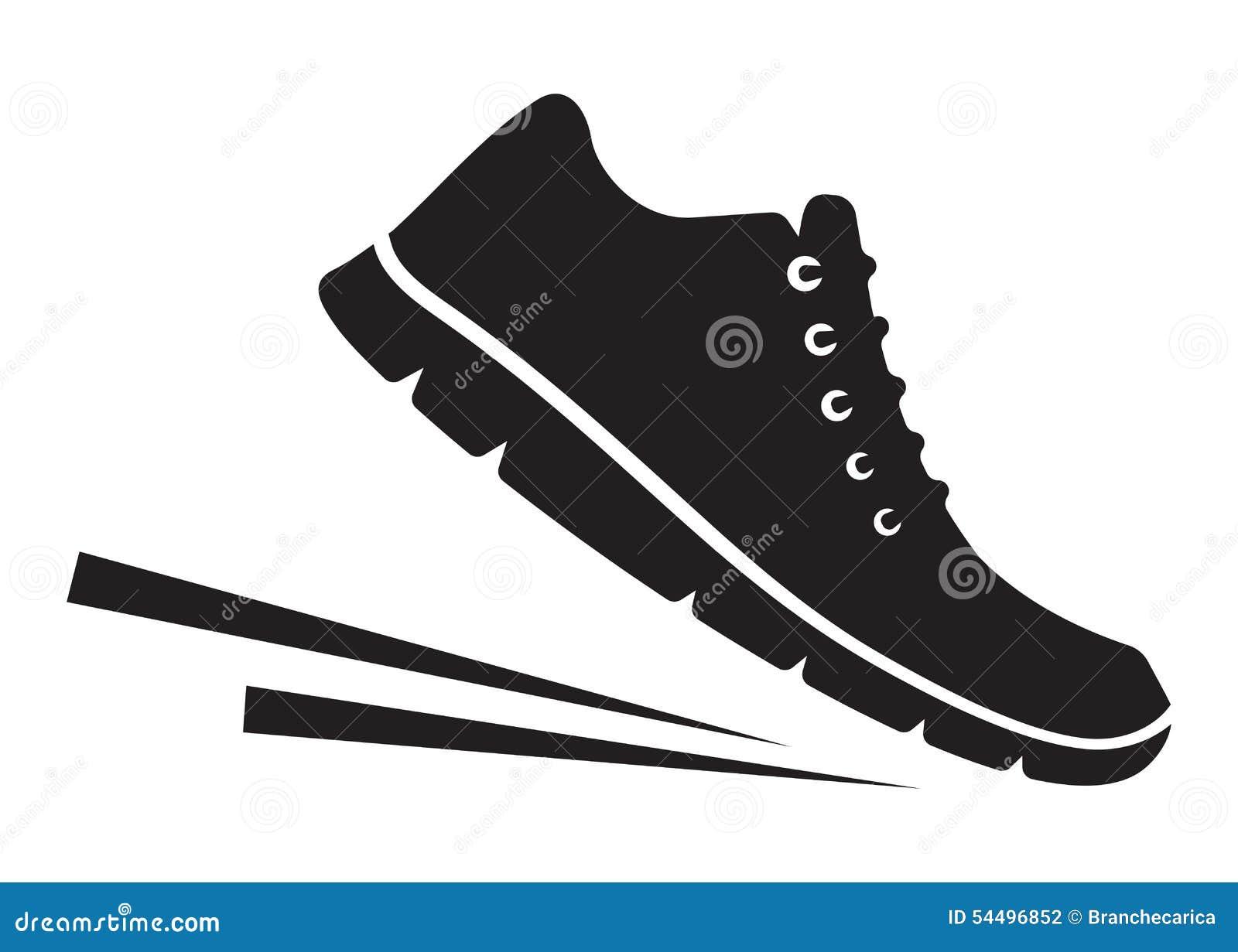 Las Icono Zapatillas Deportivas De Stock Ilustración BodxeCrWQ