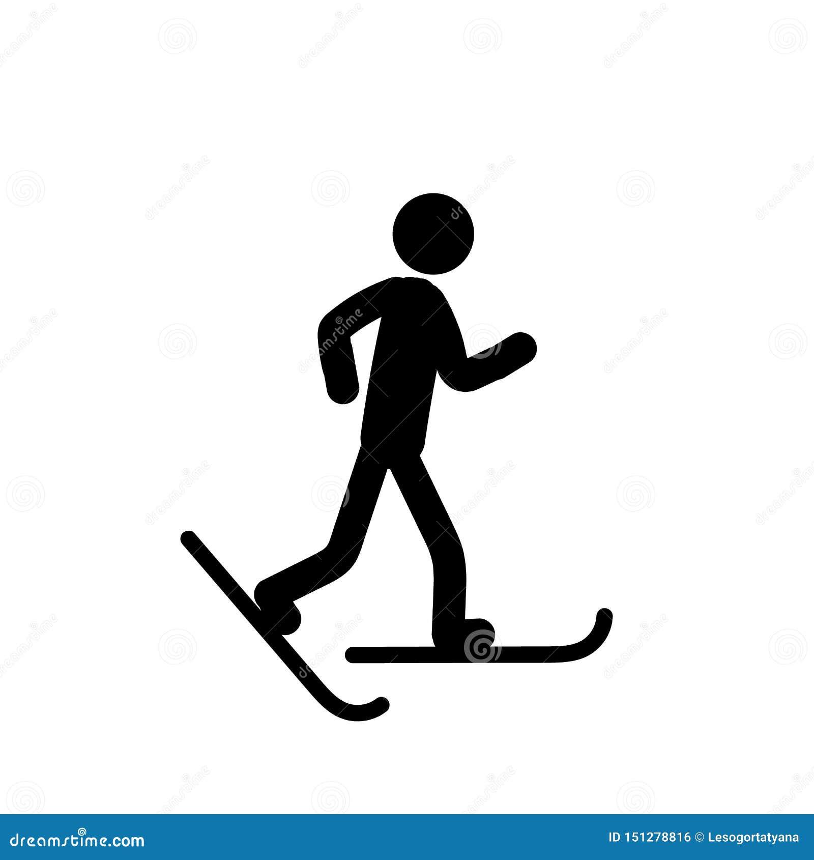 Icono de los deportes en el fondo blanco