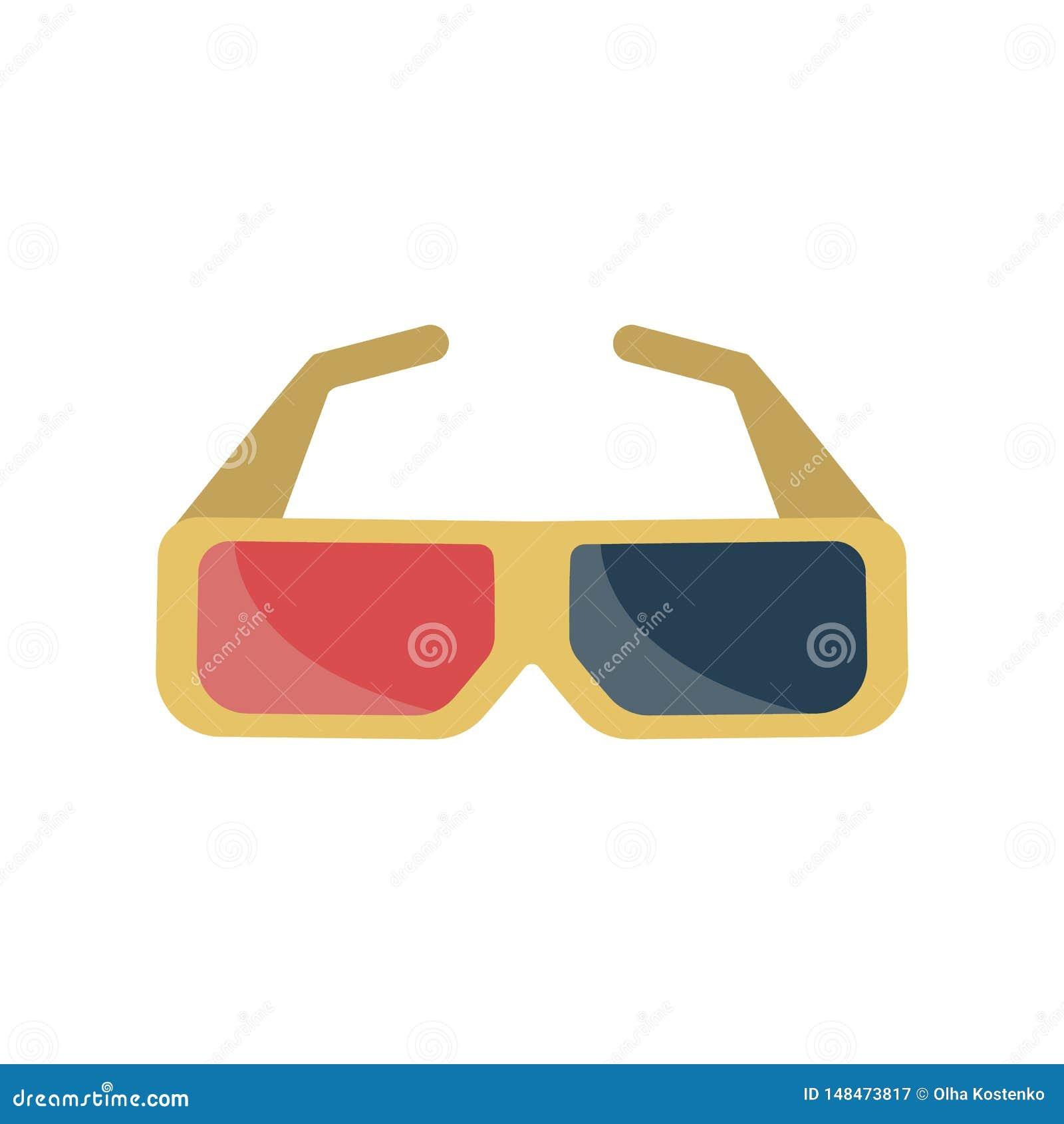 Icono de los película-vidrios 3D