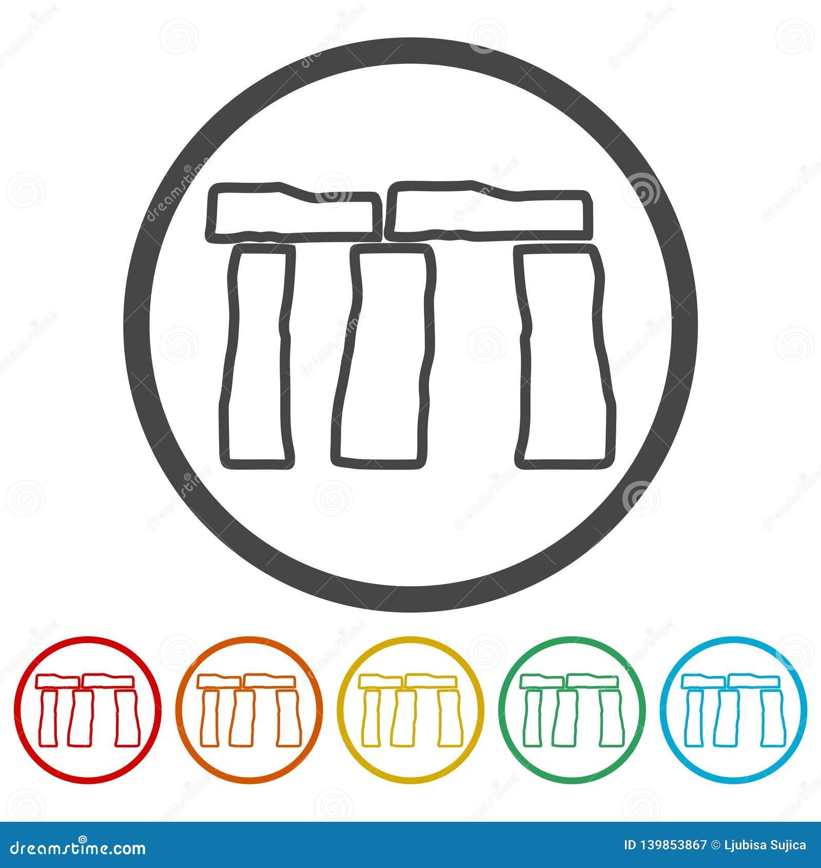 Icono de Stonehenge