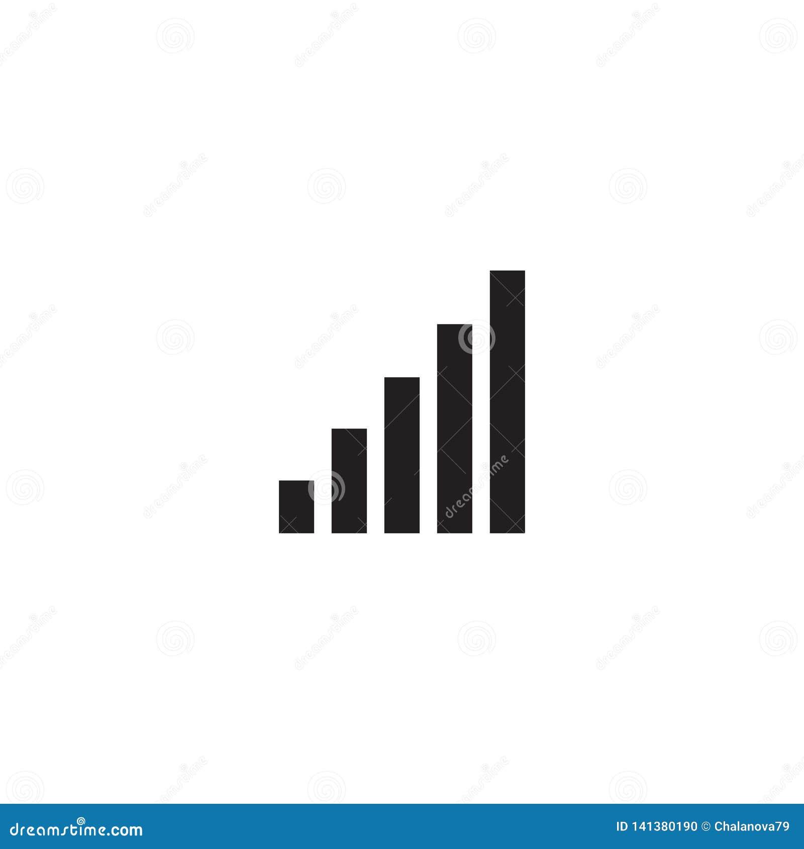 Icono del ajuste del volumen Muestra ruidosa simple
