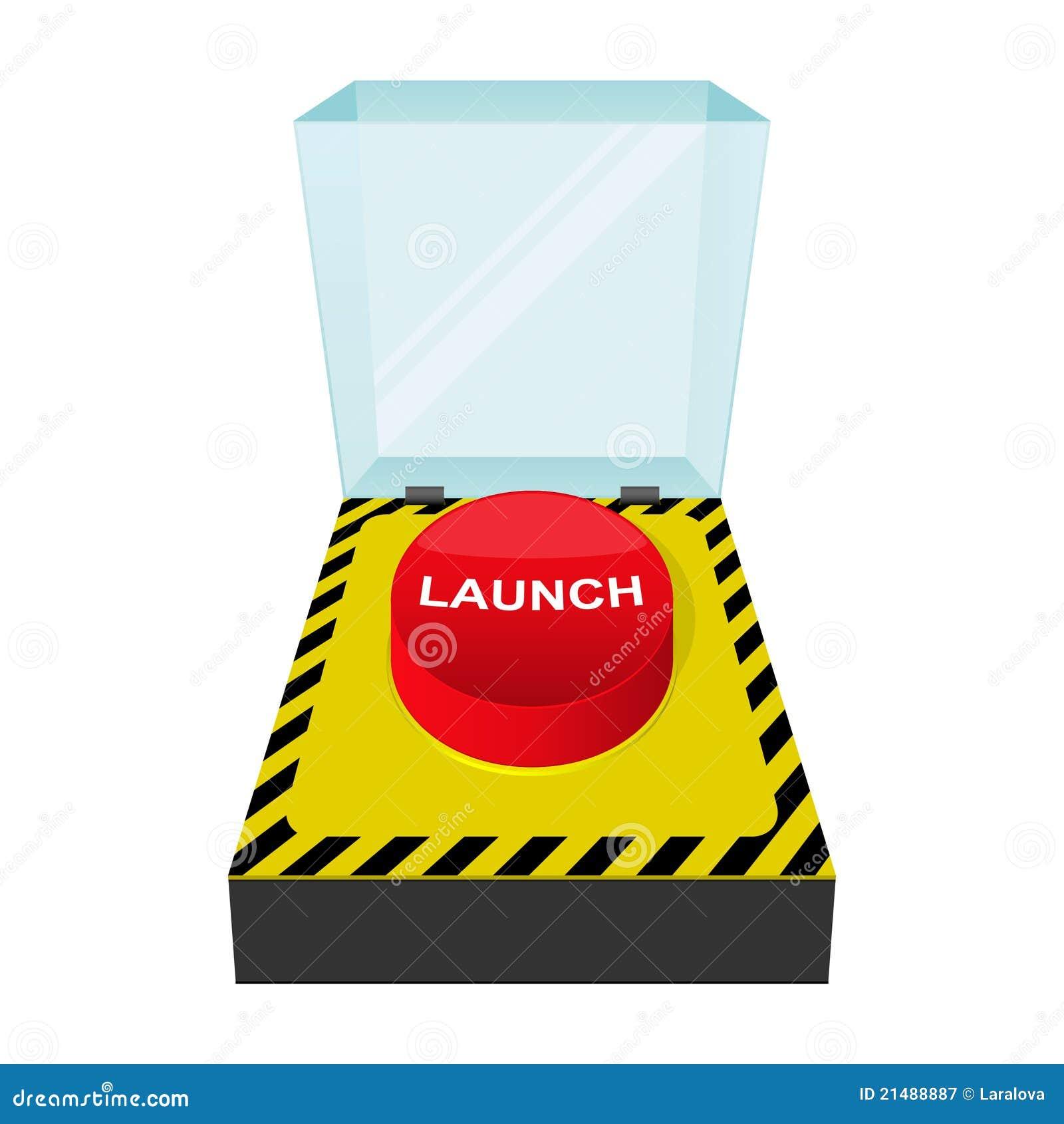 Icono del botón del lanzamiento