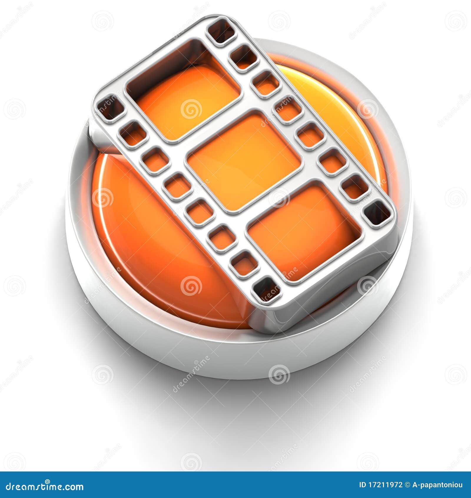 Icono del botón: Película