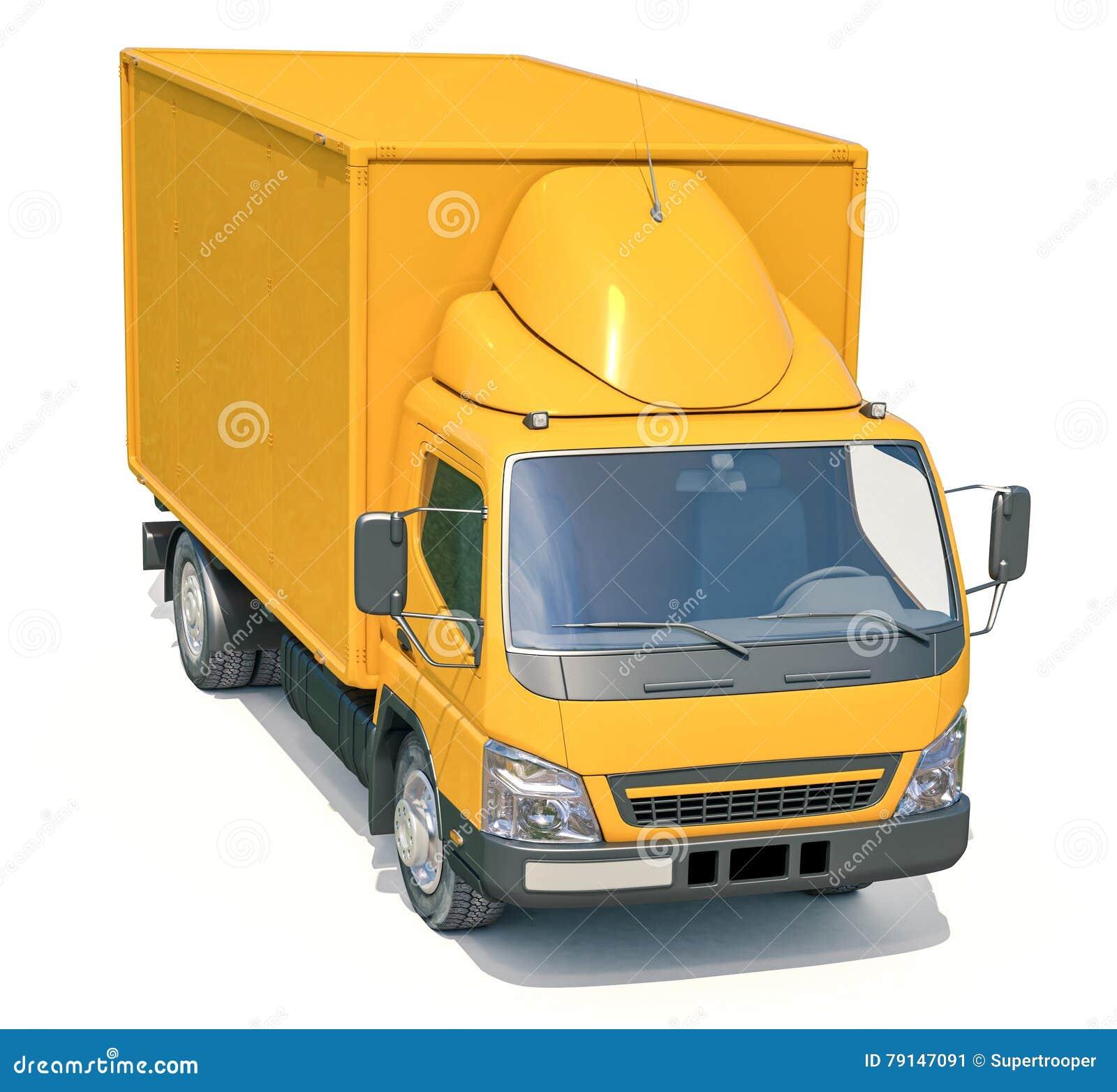 Icono del camión de reparto