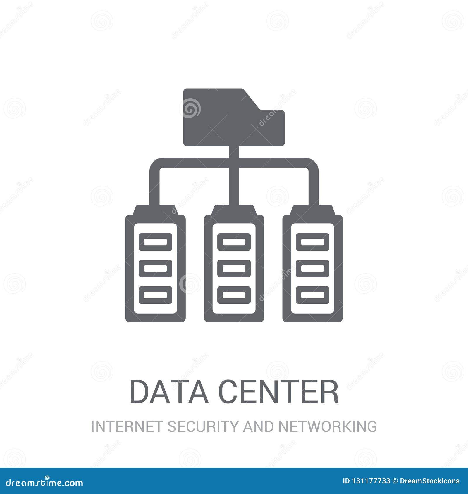 Icono del centro de datos