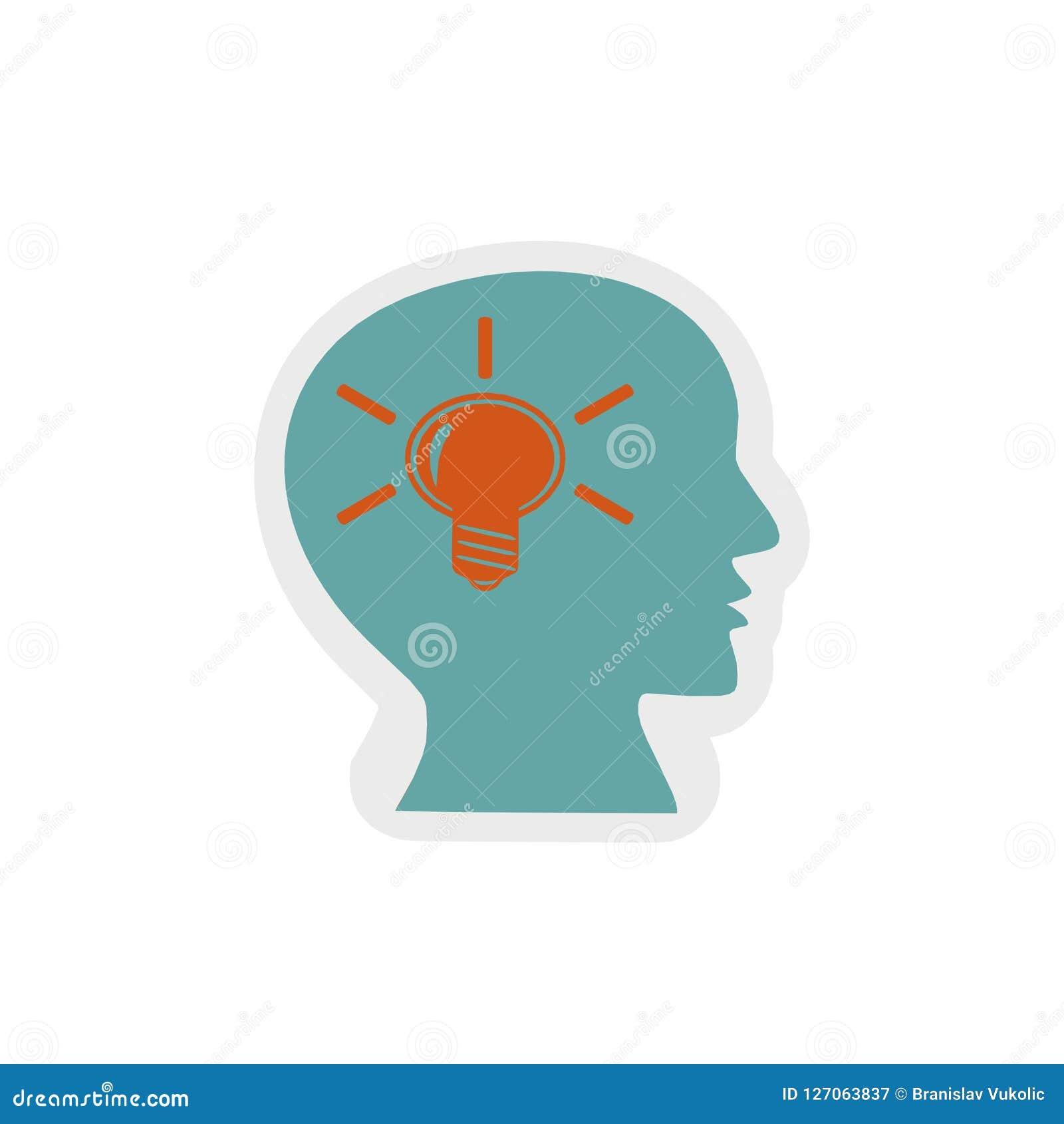 Icono del conocimiento, ejemplo 3D