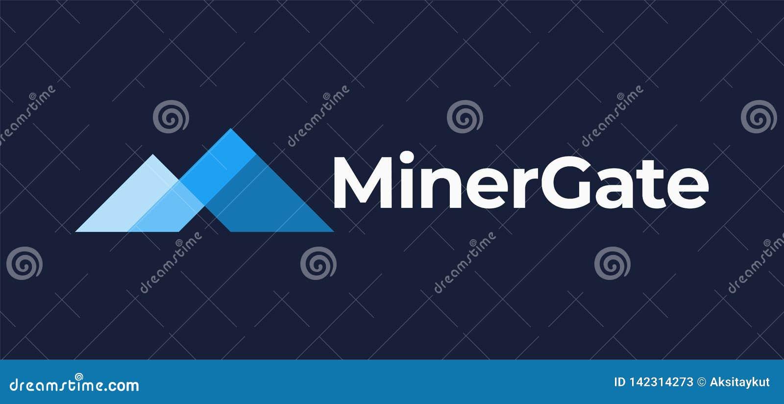 Icono del cryptocurrency de Minergate