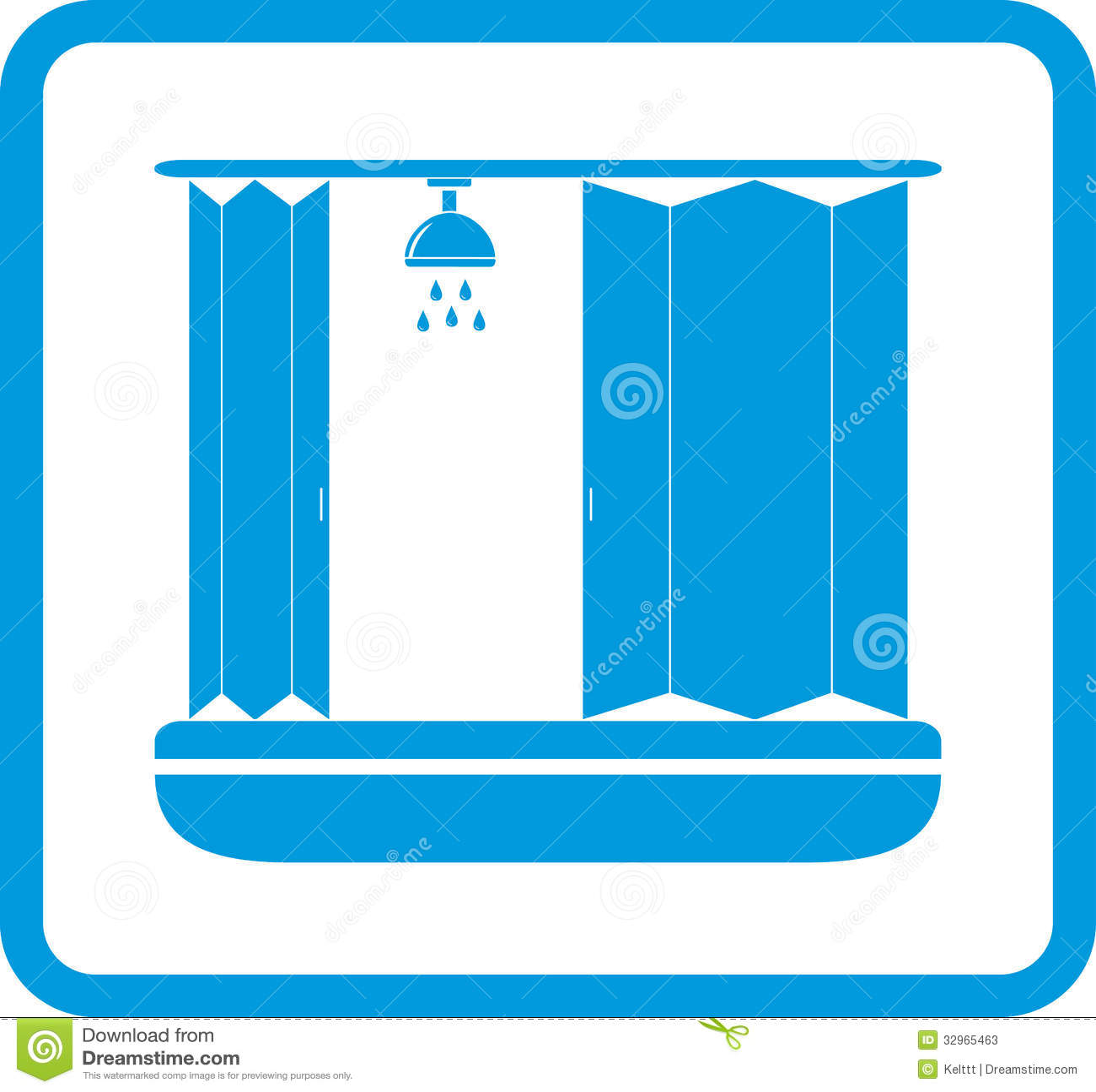 Cuartos De Baño Con Ducha Fotos:Icon Restroom with Shower