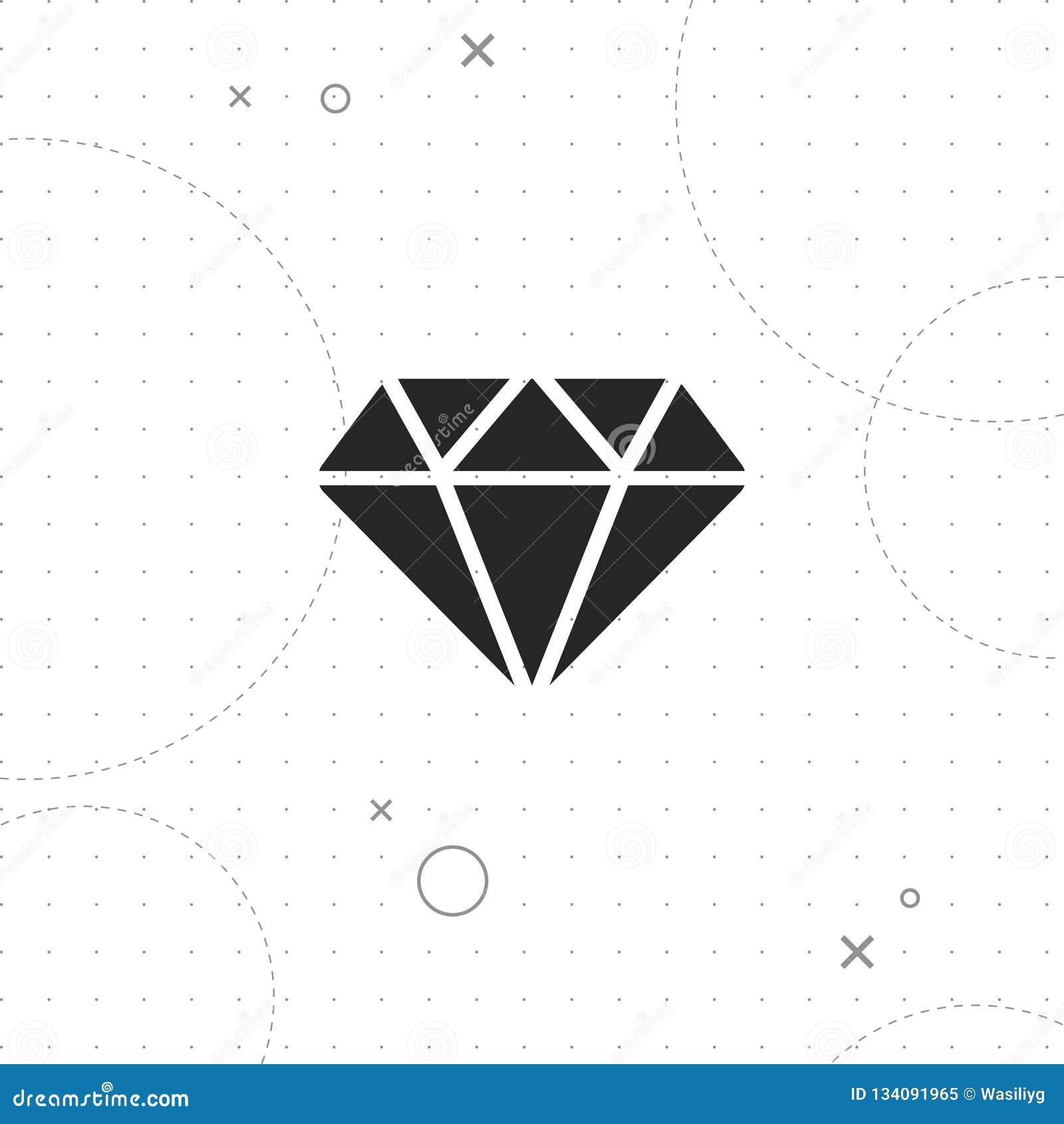 Icono del diamante