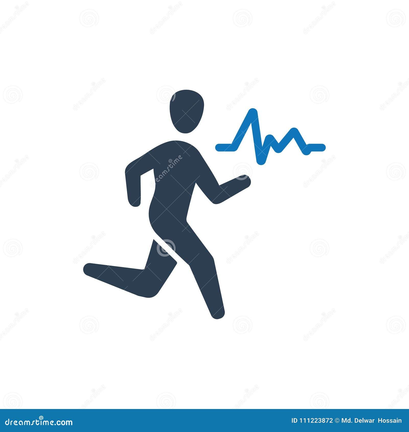 Icono del entrenamiento/del ejercicio