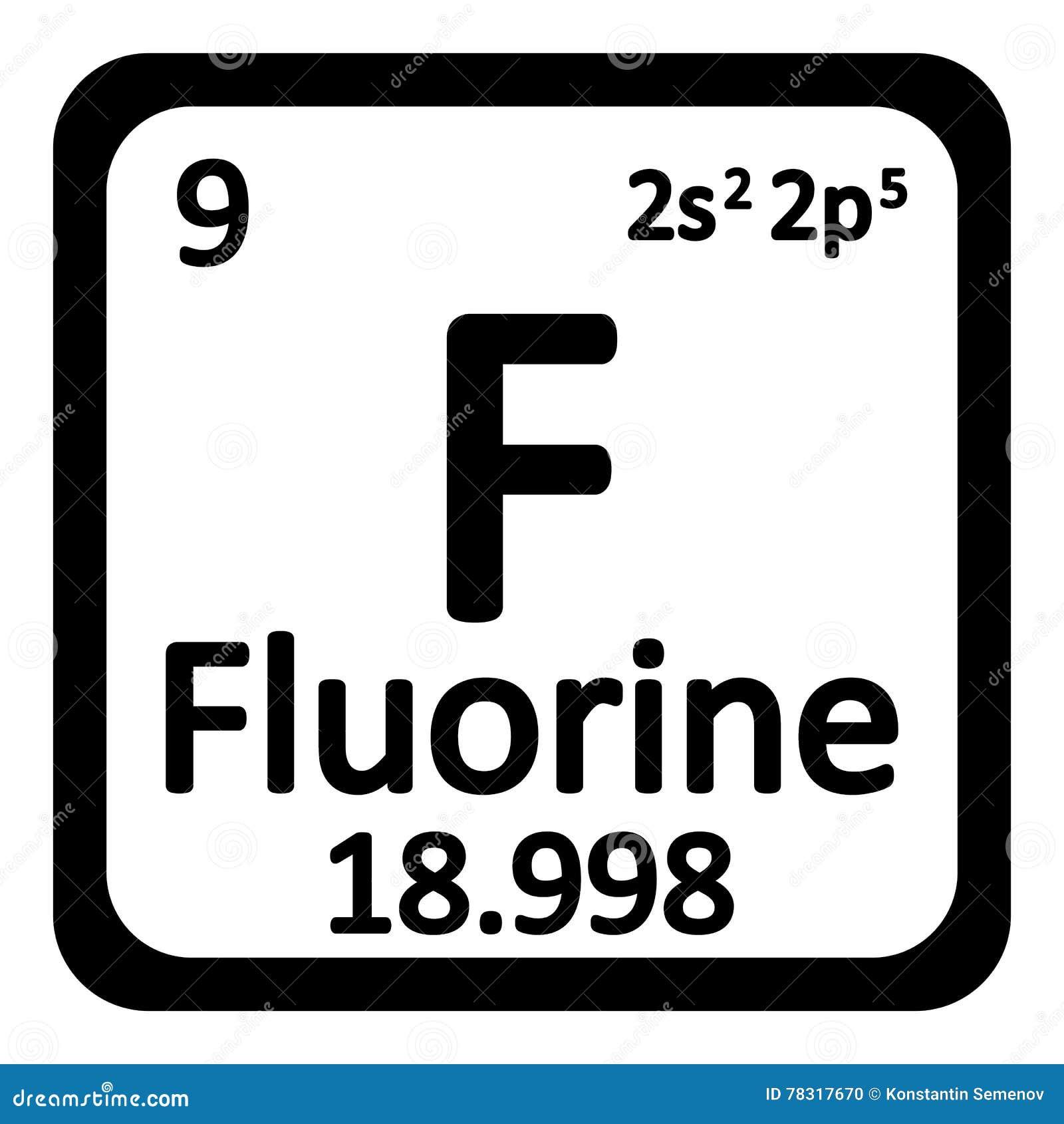 Icono del flor del elemento de tabla peridica stock de ilustracin icono del flor del elemento de tabla peridica urtaz Choice Image