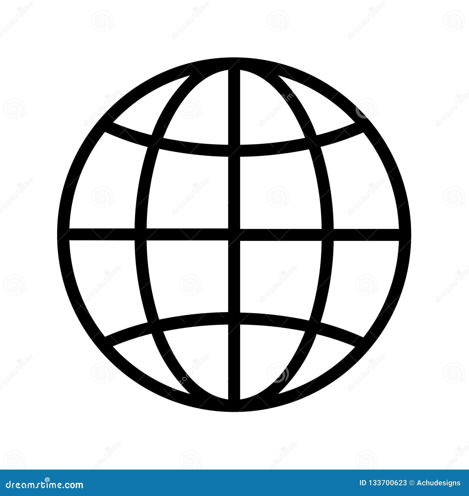 Icono del globo
