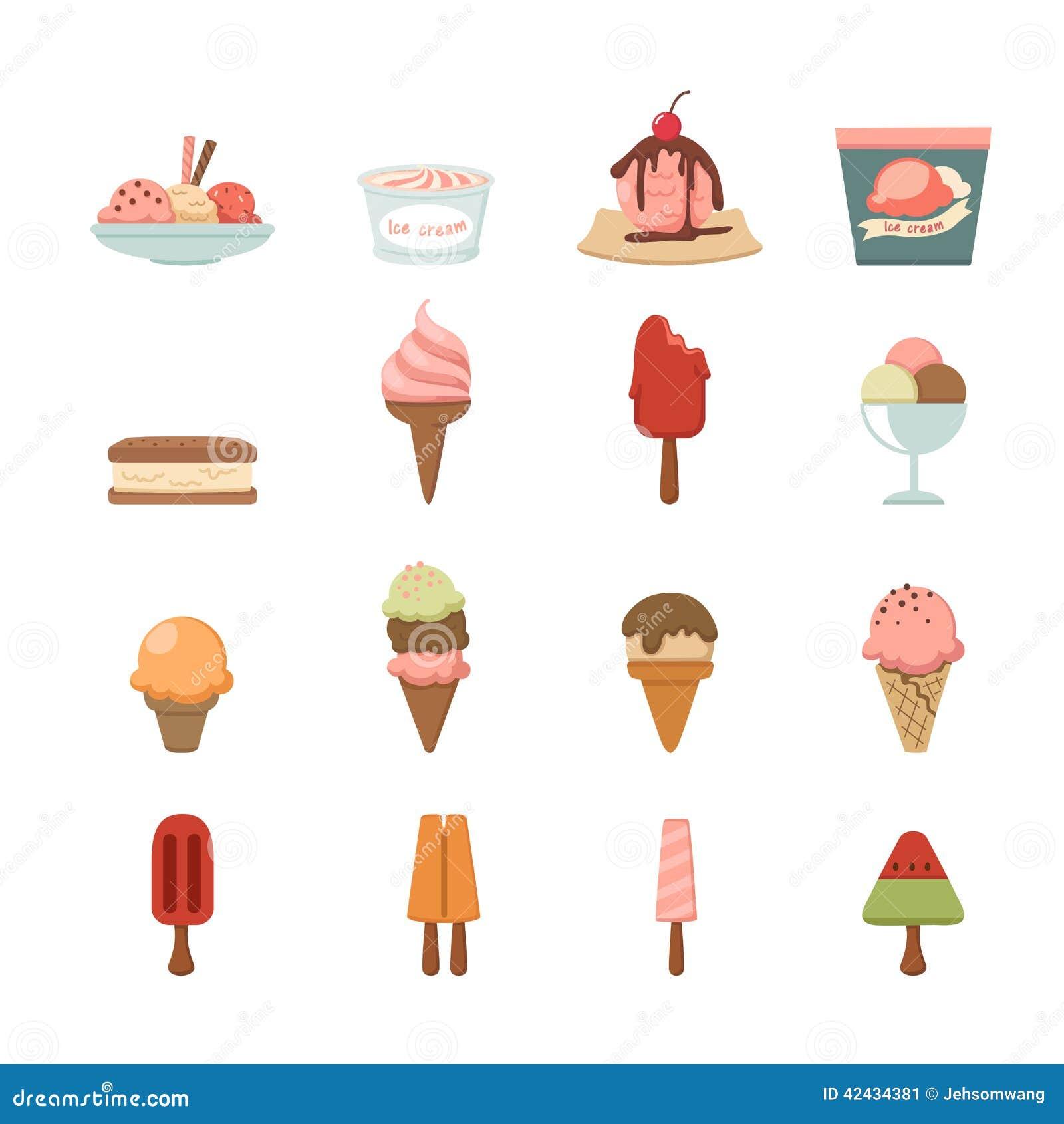 Icono del helado