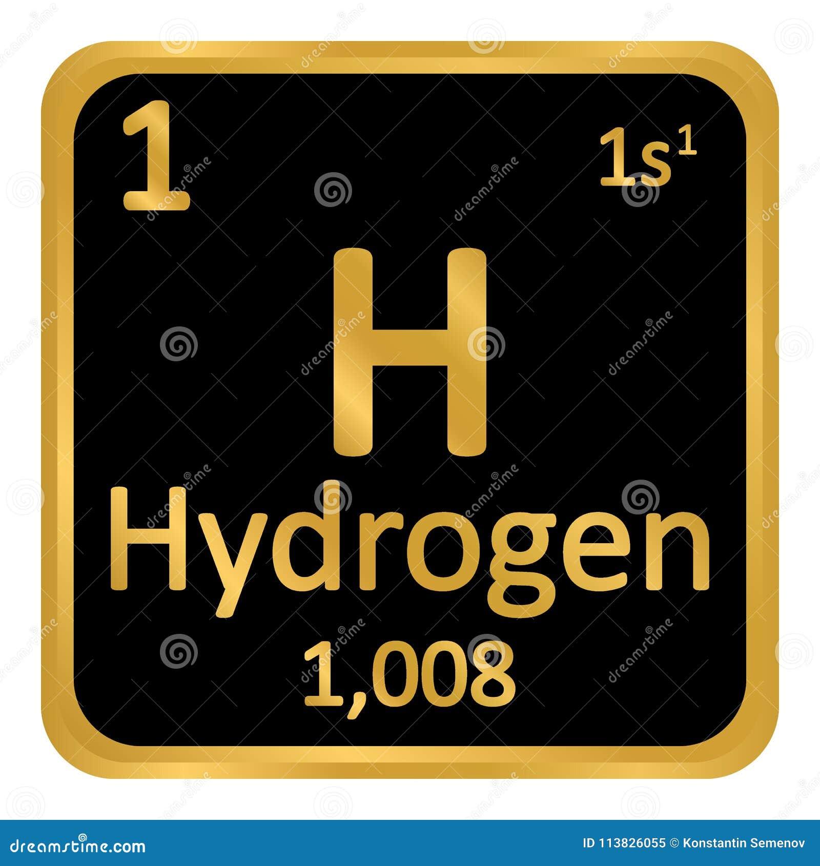 Icono del hidrgeno del elemento de tabla peridica stock de download icono del hidrgeno del elemento de tabla peridica stock de ilustracin ilustracin de carbn urtaz Image collections